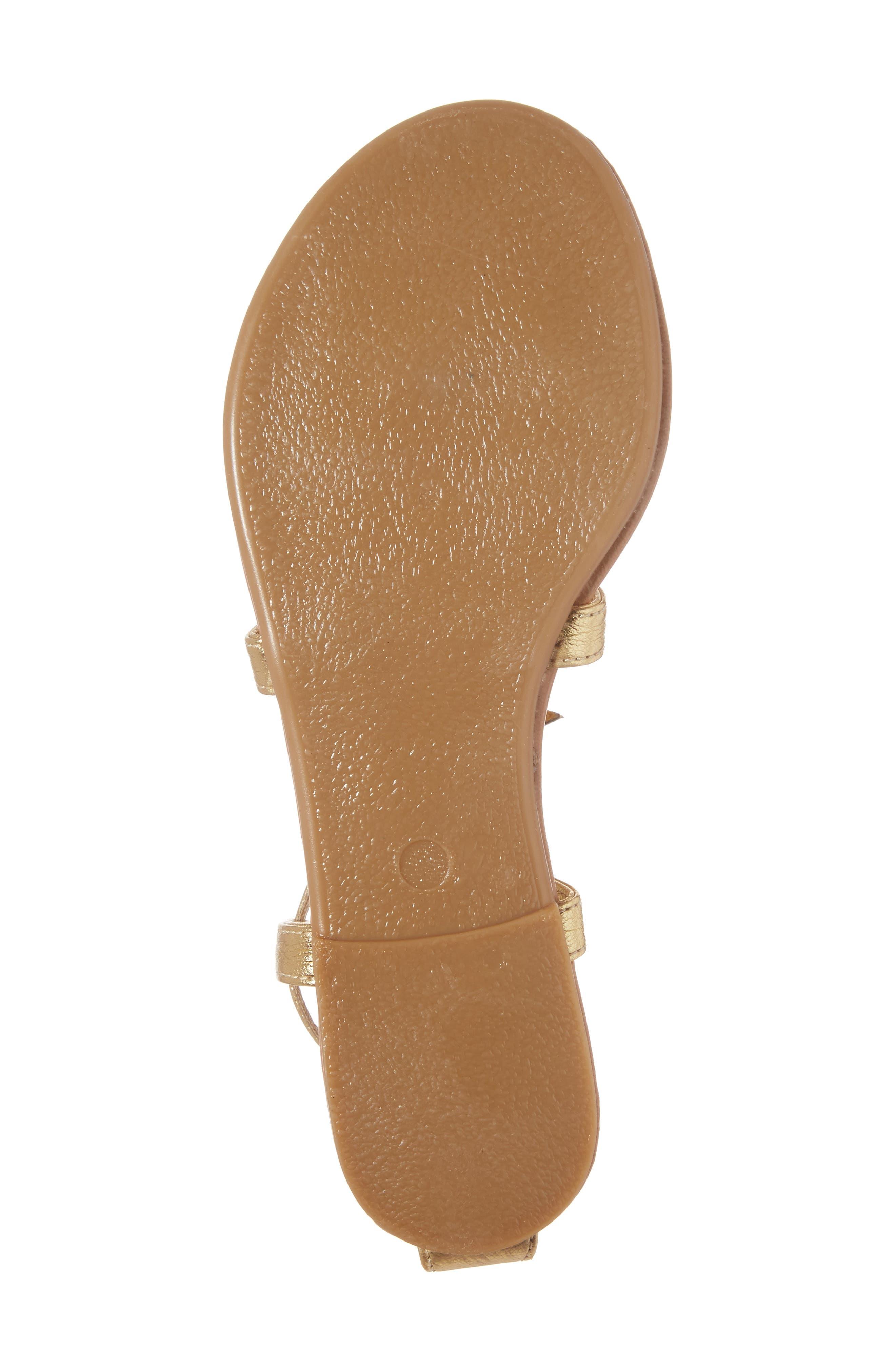 Alternate Image 6  - Steve Madden Jupiter Lace Up Sandal (Women)