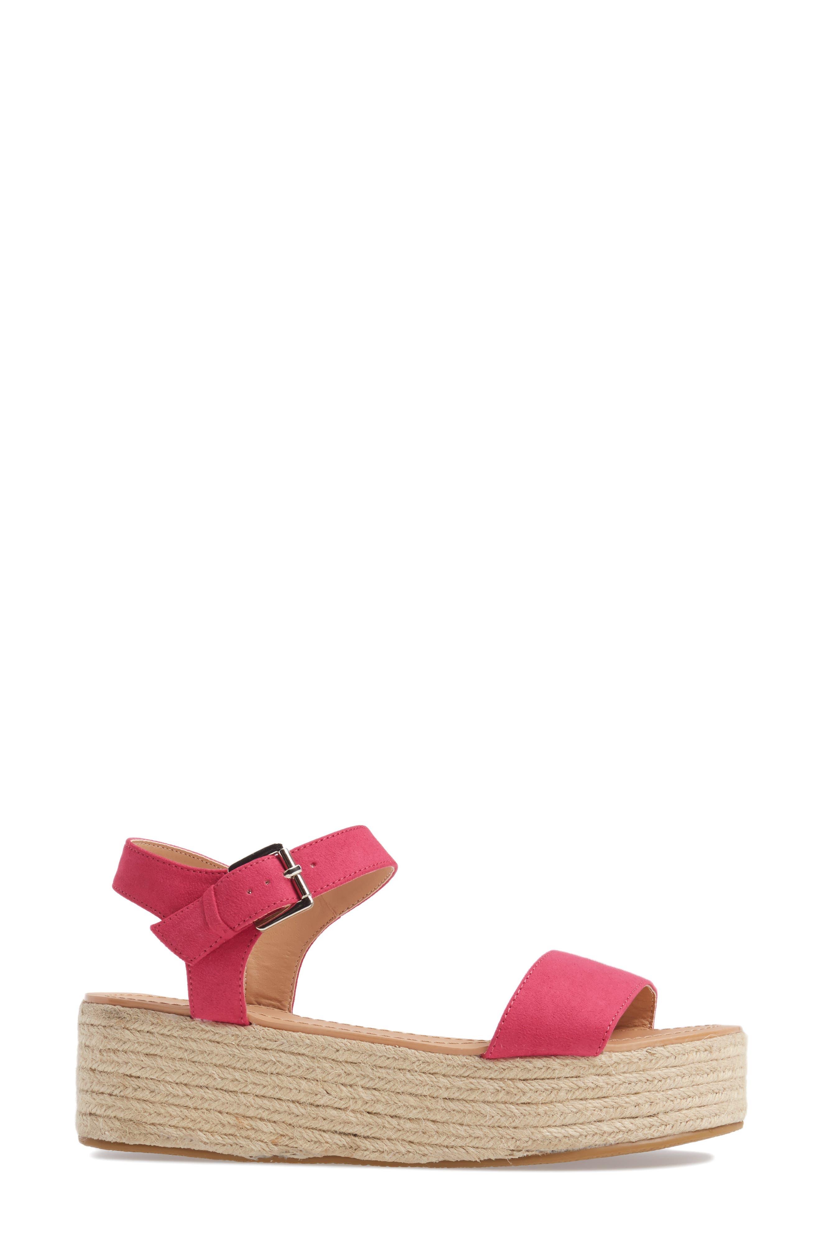 Alternate Image 3  - Topshop Dream Platform Espadrille Sandal (Women)