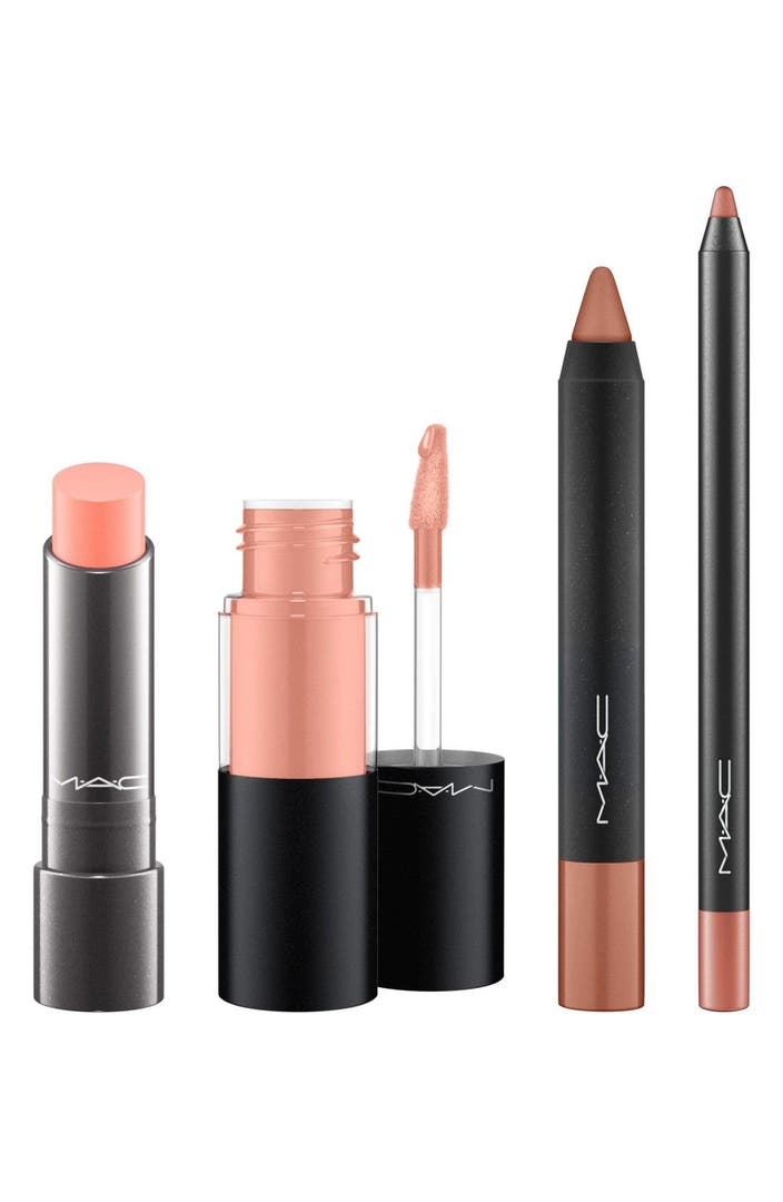 MAC Nude Lip Kit ($88 Value)