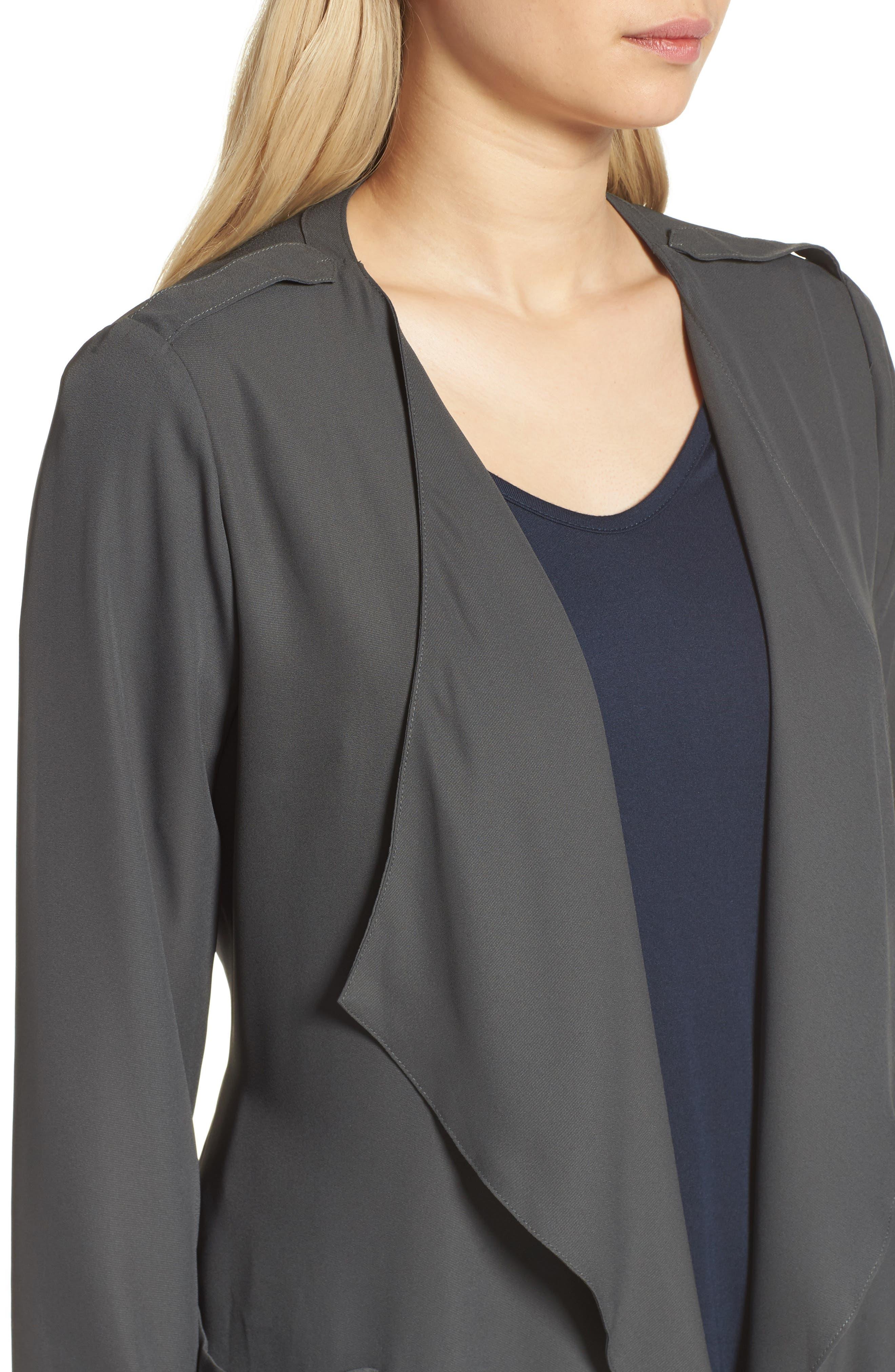 Alternate Image 4  - Trouvé Slouchy Jacket