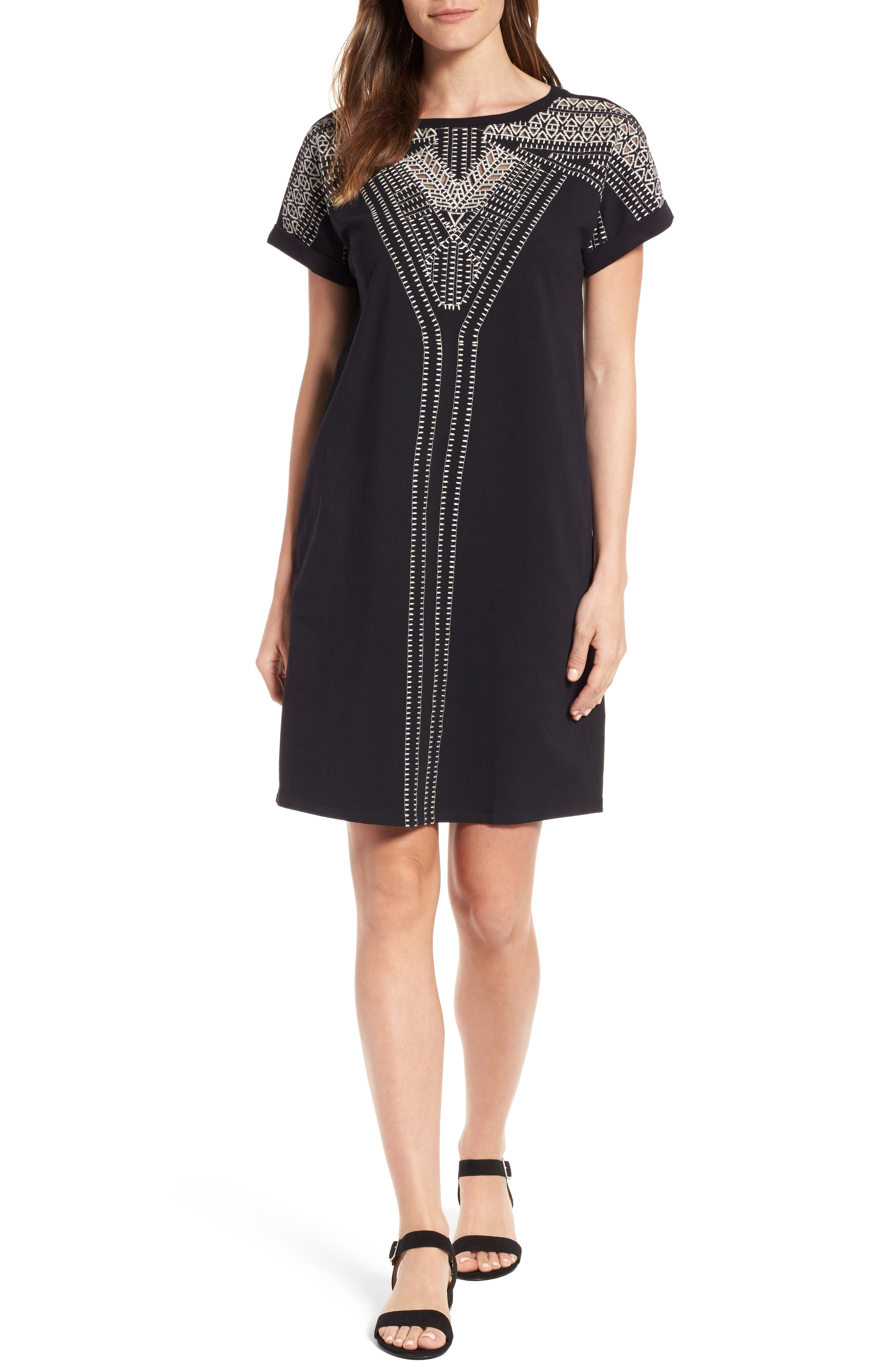 NIC+ZOE Havana Nights Tunic Dress