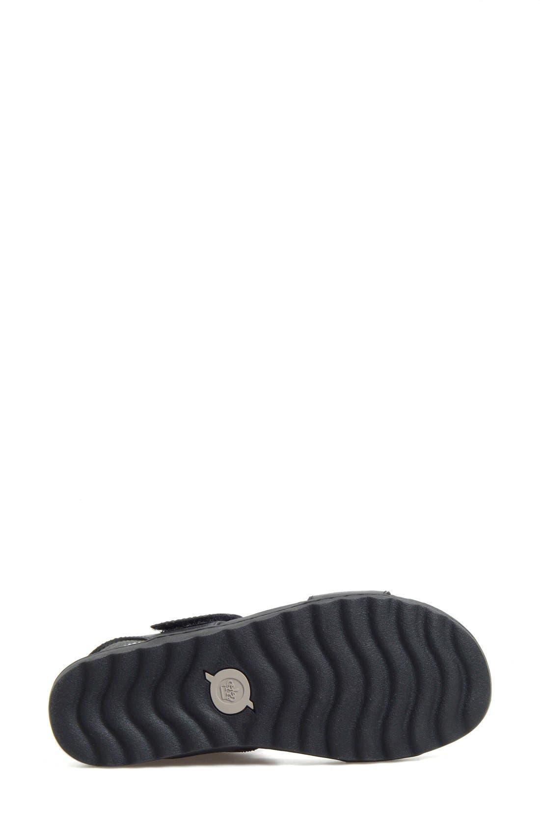 Alternate Image 4  - Børn 'Mardel' Leather Sandal (Women)
