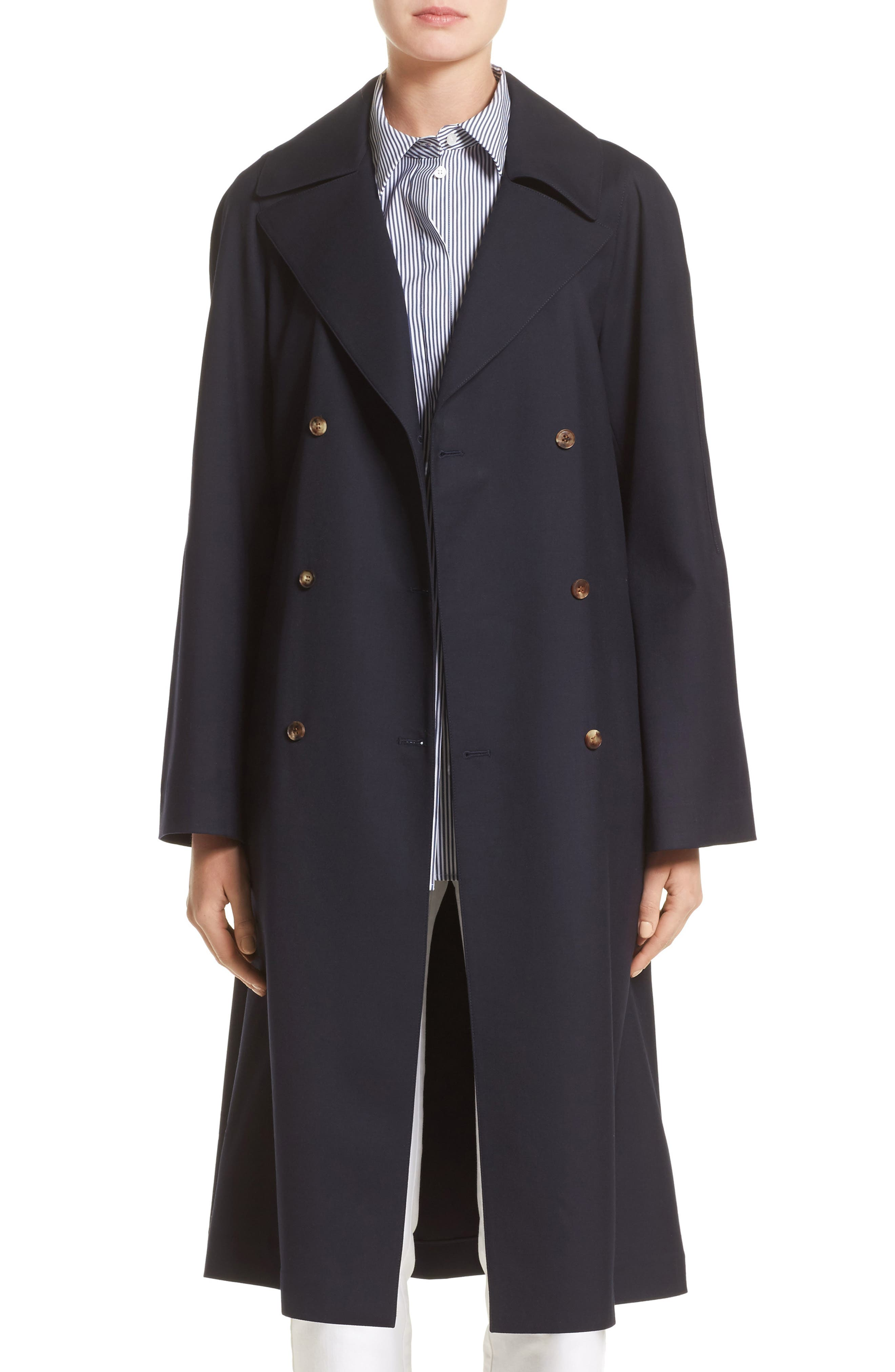 Lafayette 148 New York Julia Trench Coat