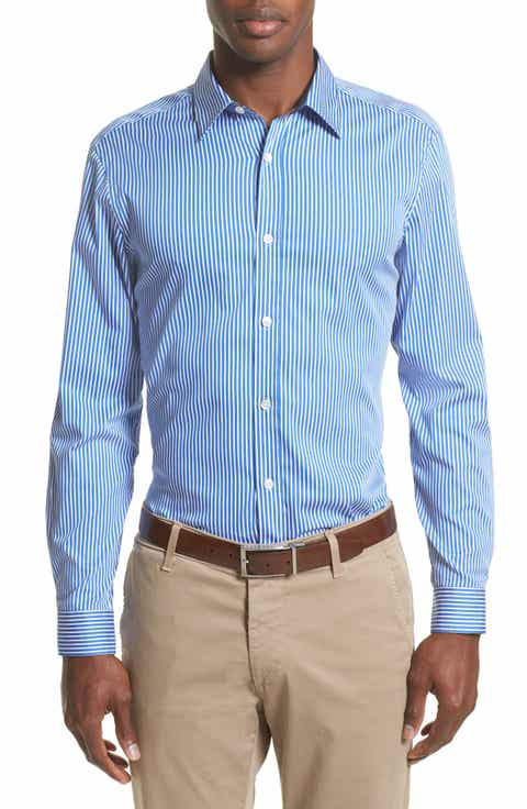 Designer clothing for men shirts jackets more nordstrom for Nordstrom custom dress shirts