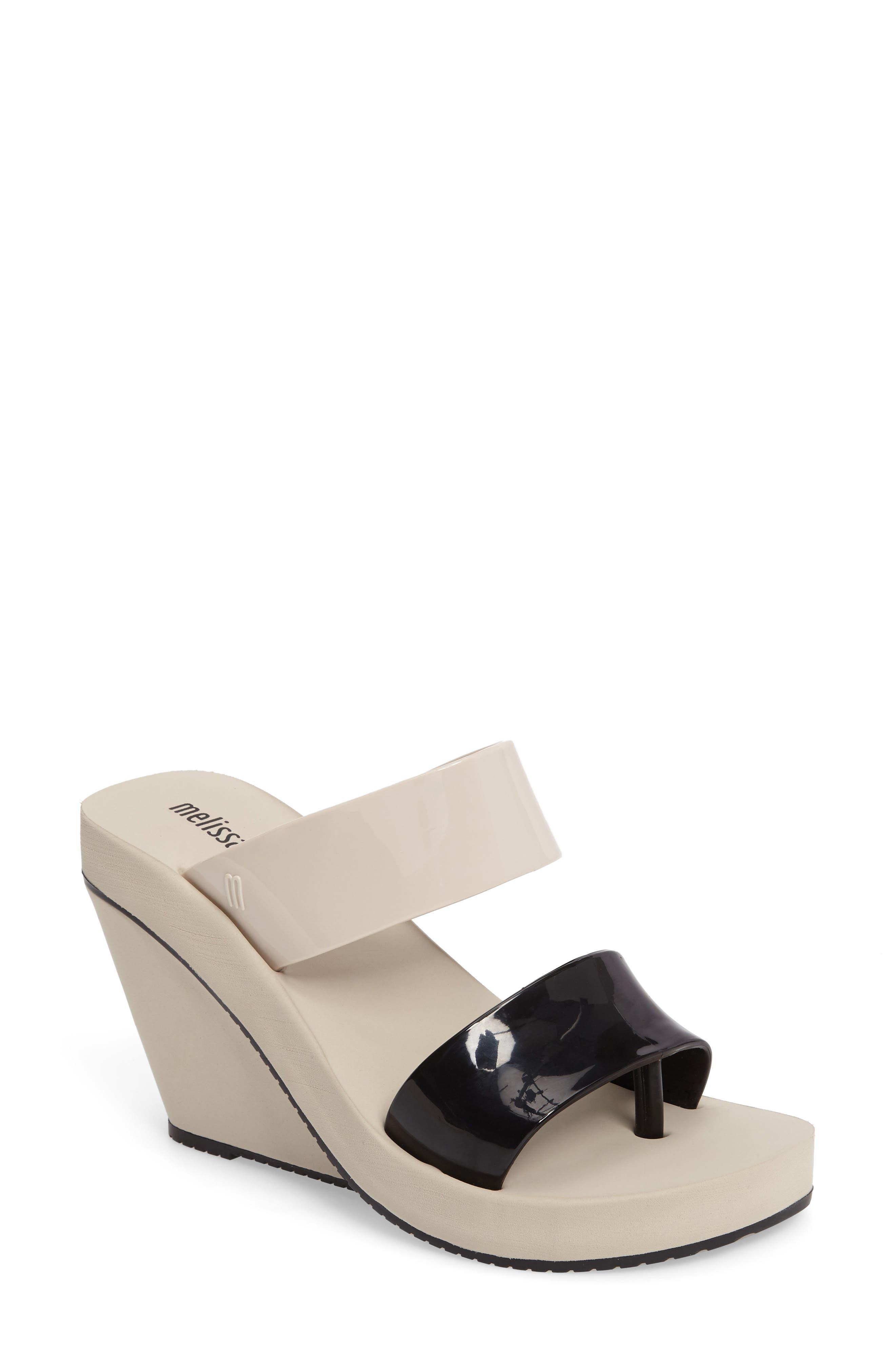 MELISSA Summer Wedge Sandal