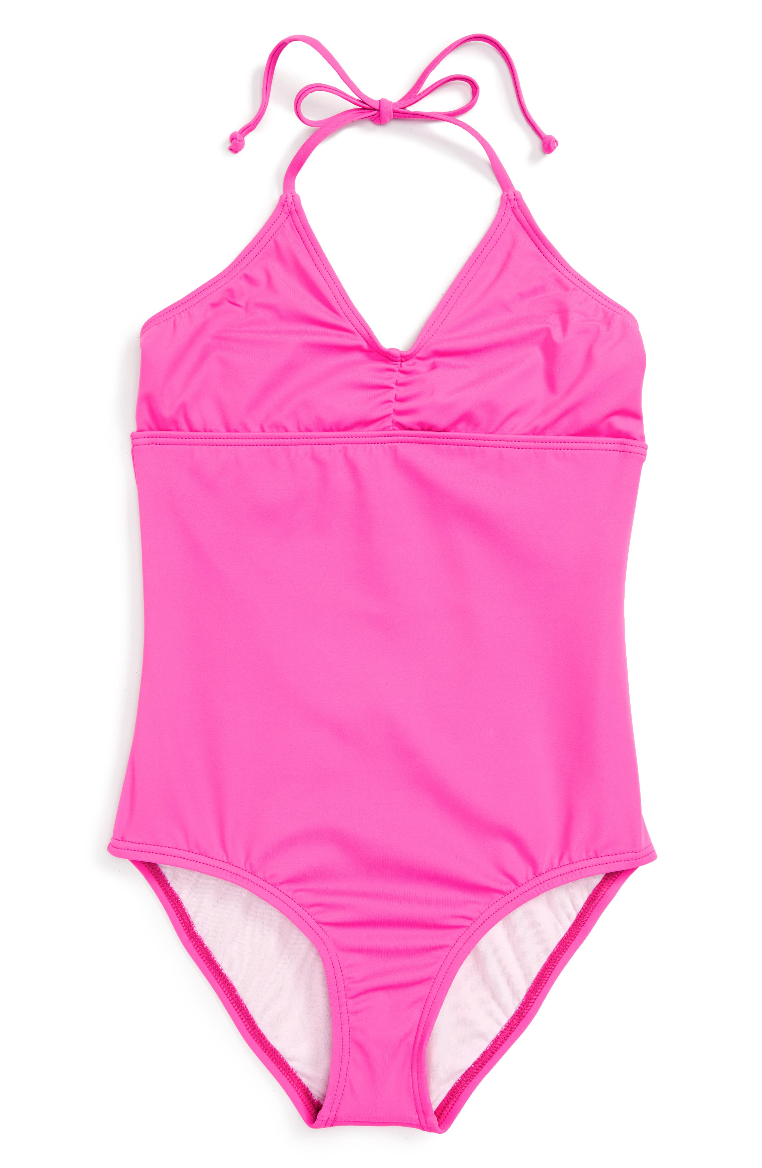 Reef Cove One-Piece Swimsuit (Big Girls)