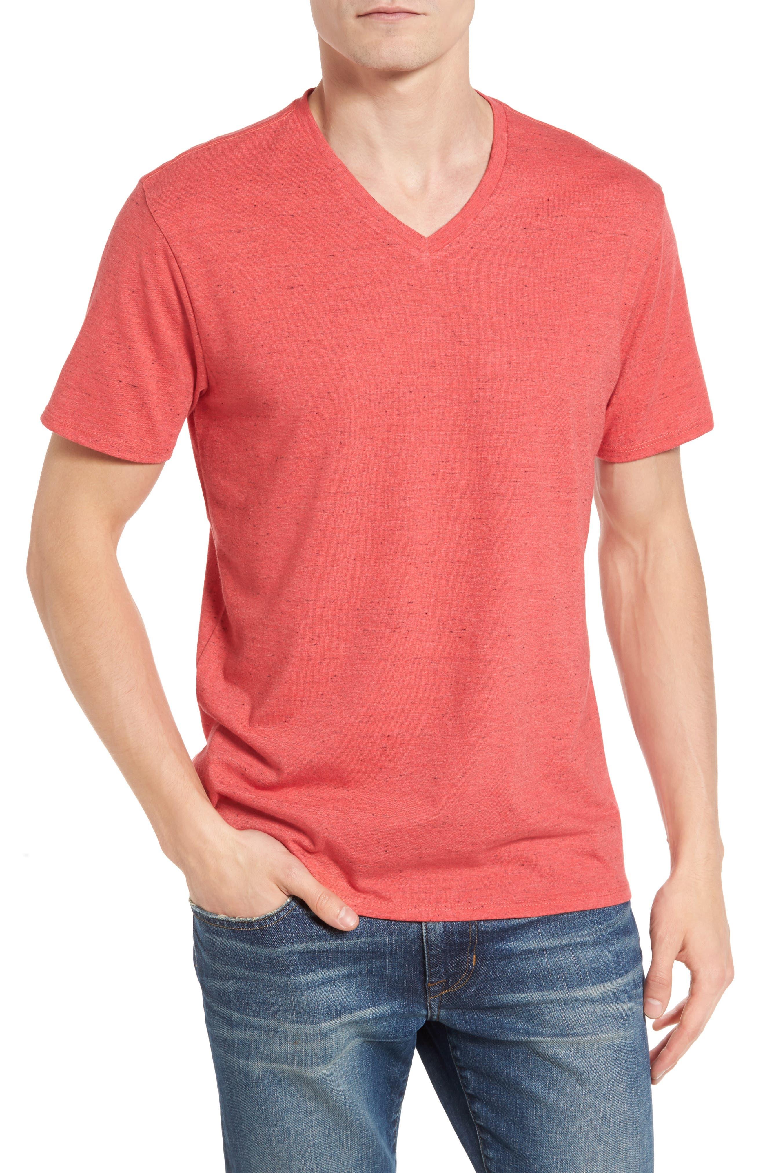 The Rail Nep V-neck T-Shirt (2 for $30)