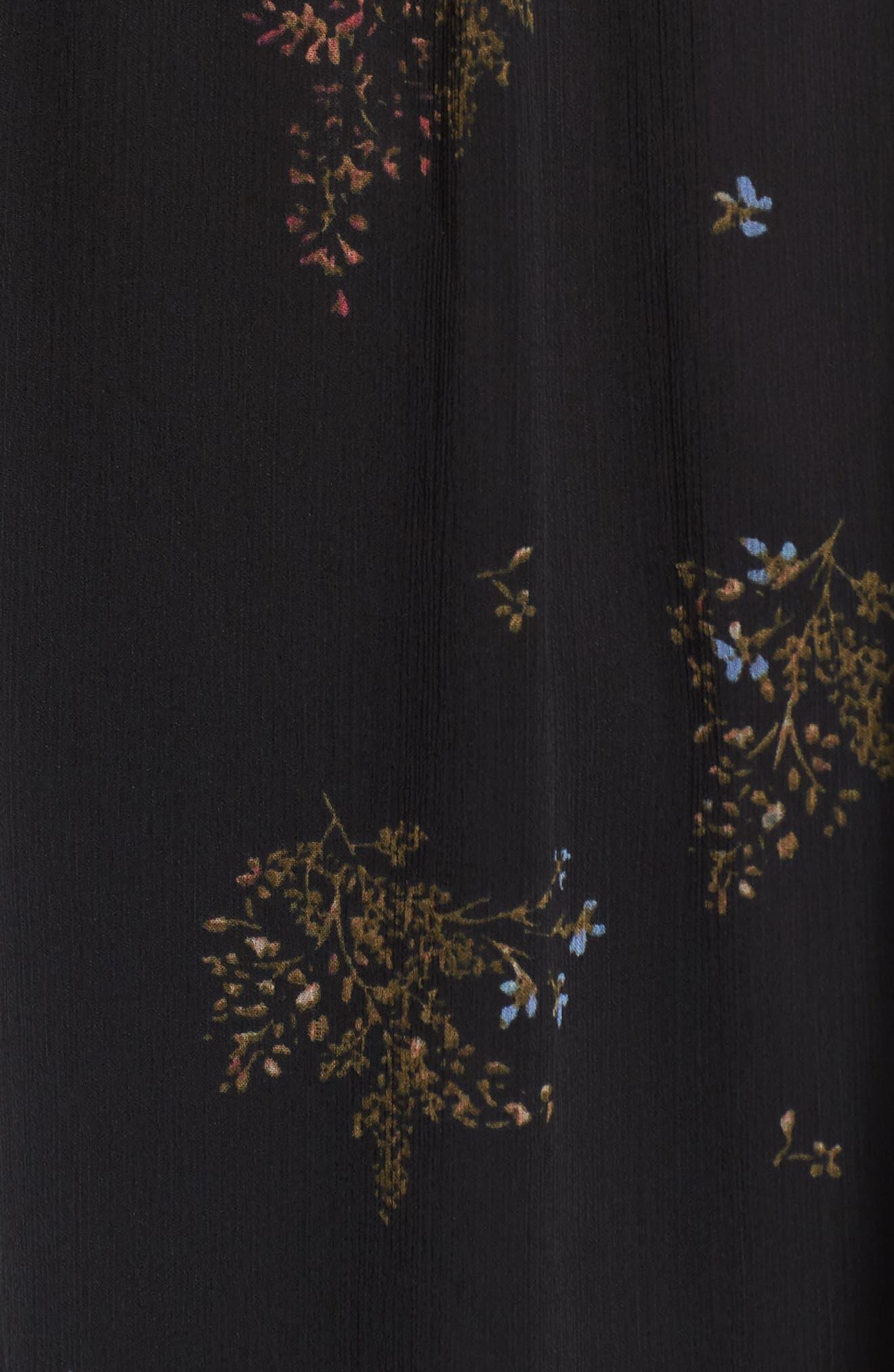 Alternate Image 5  - O'Neill Susannah Bell Sleeve Dress