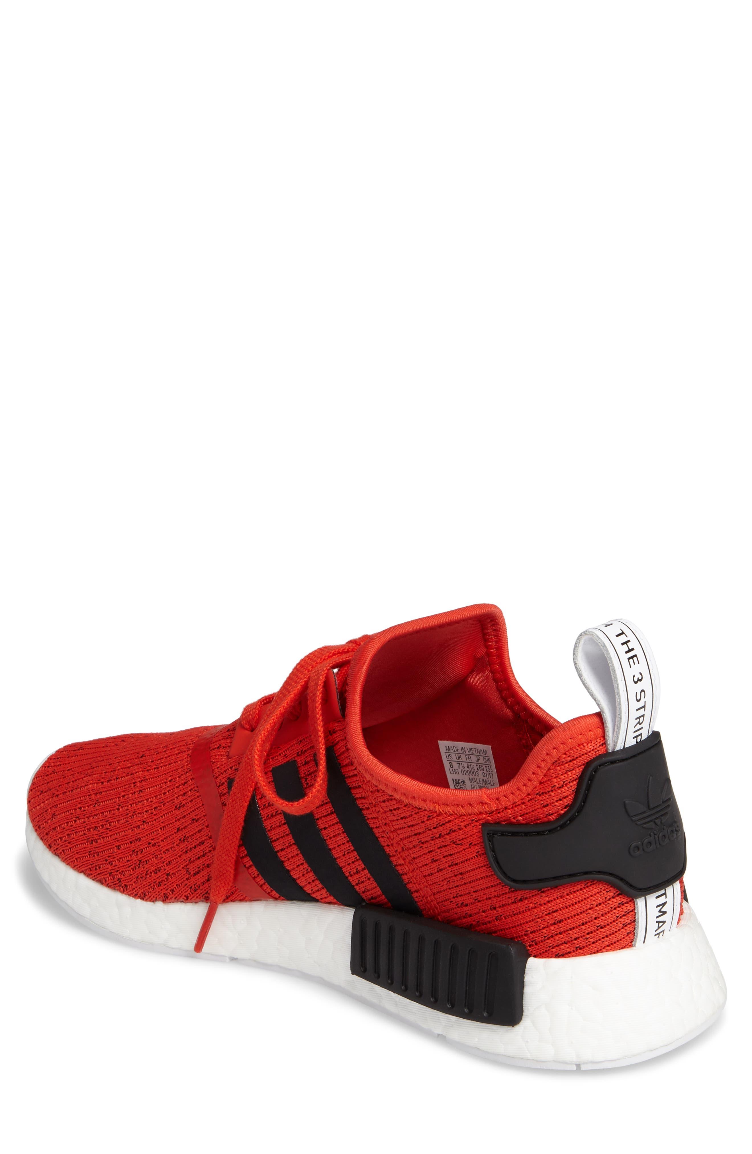 Alternate Image 2  - adidas Originals NMD R1 Sneaker (Men)