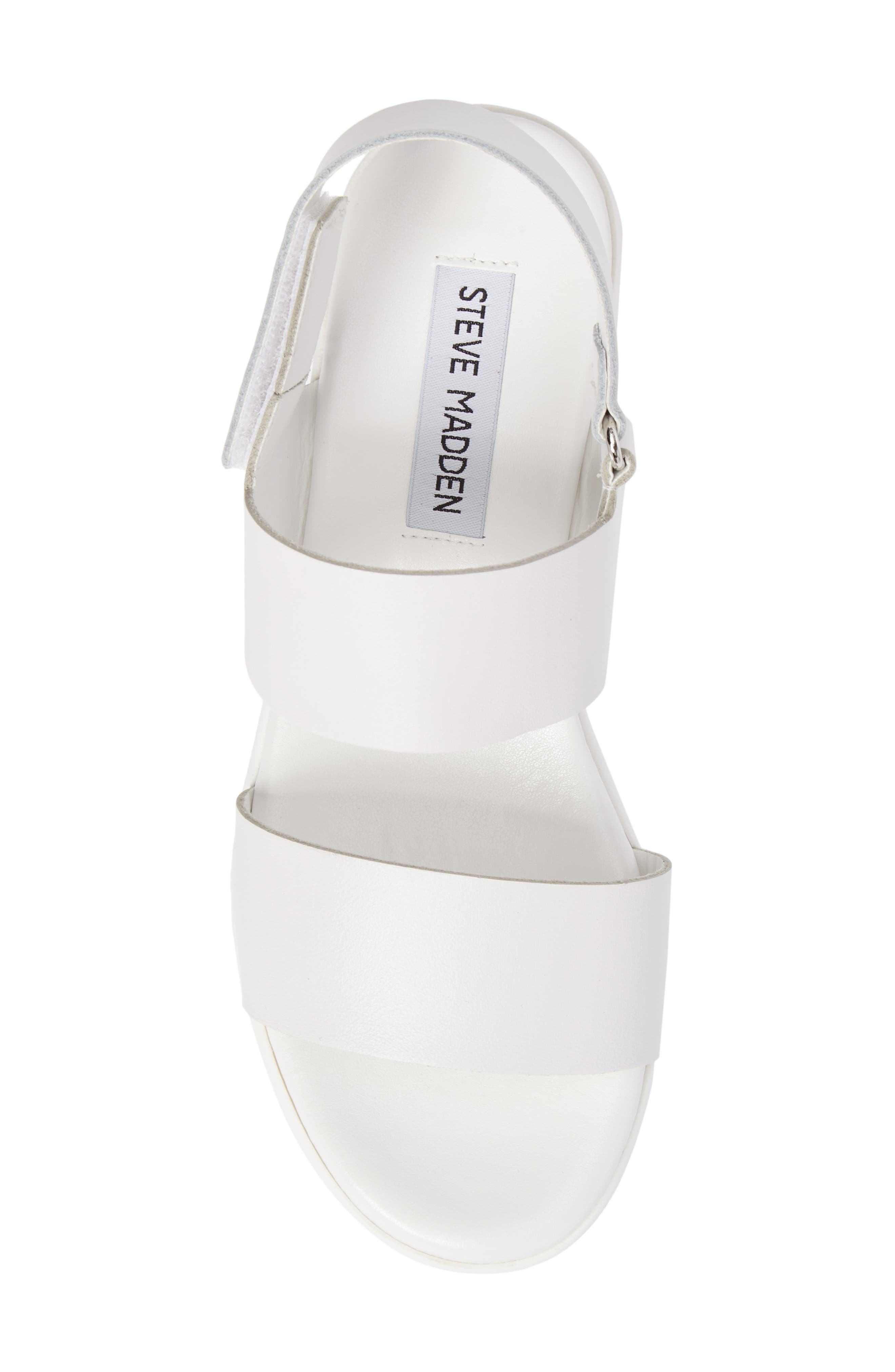 Alternate Image 5  - Steve Madden Rachel Platform Wedge Sandal (Women)