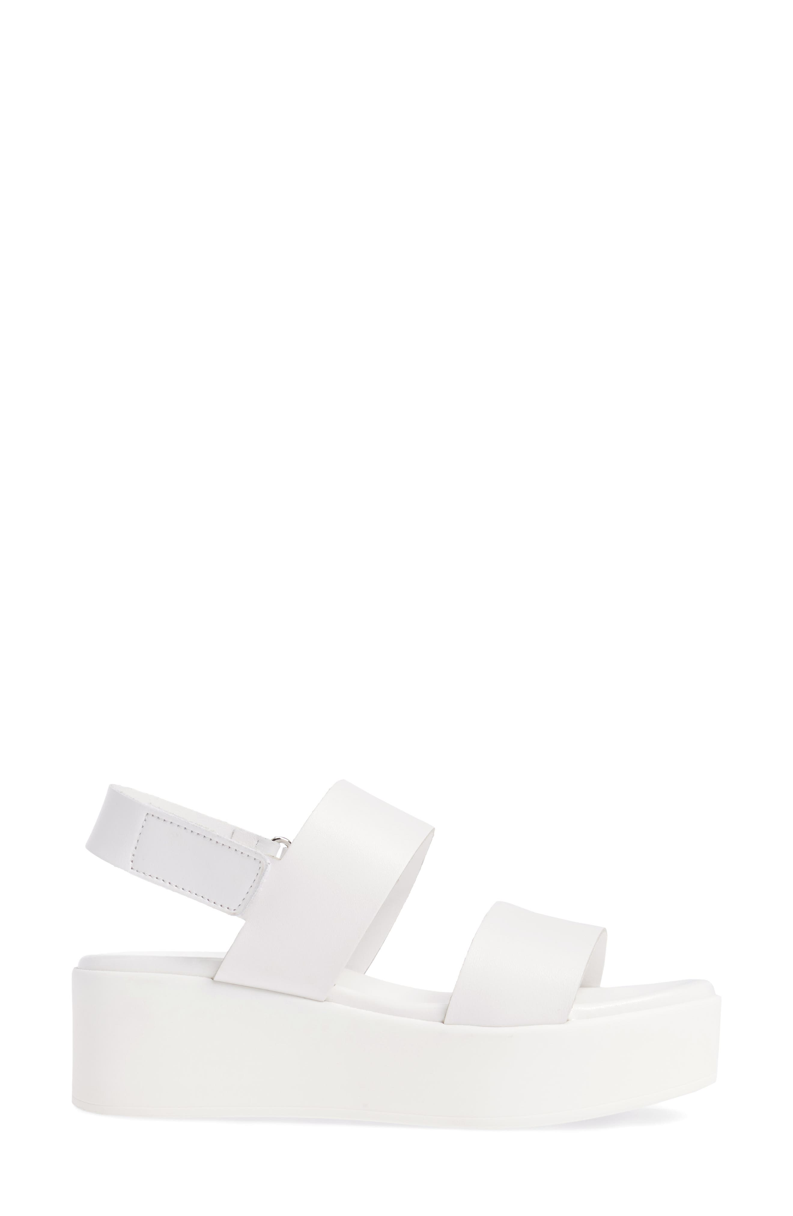 Alternate Image 3  - Steve Madden Rachel Platform Wedge Sandal (Women)