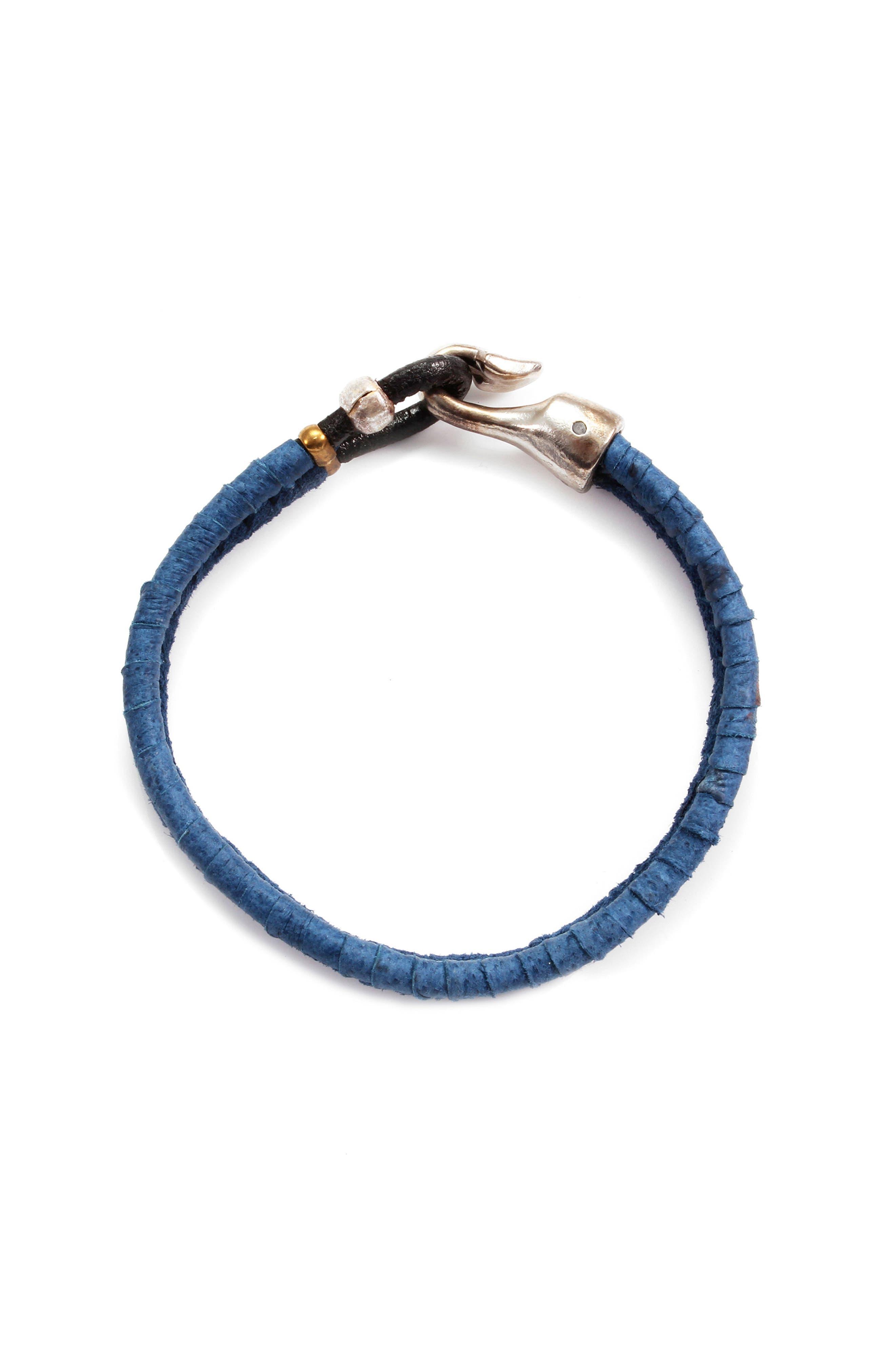 George Frost Harpoon Bracelet