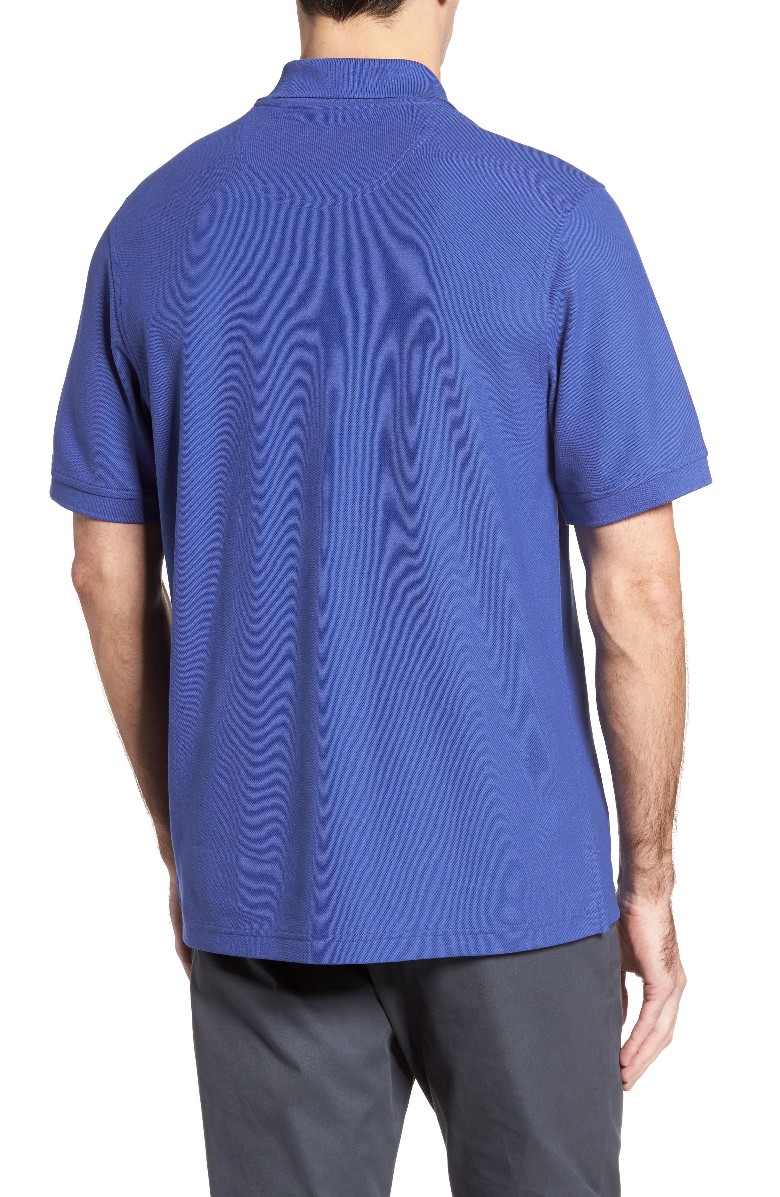 Alternate Image 2  - Nordstrom Men's Shop 'Classic' Regular Fit Piqué Polo