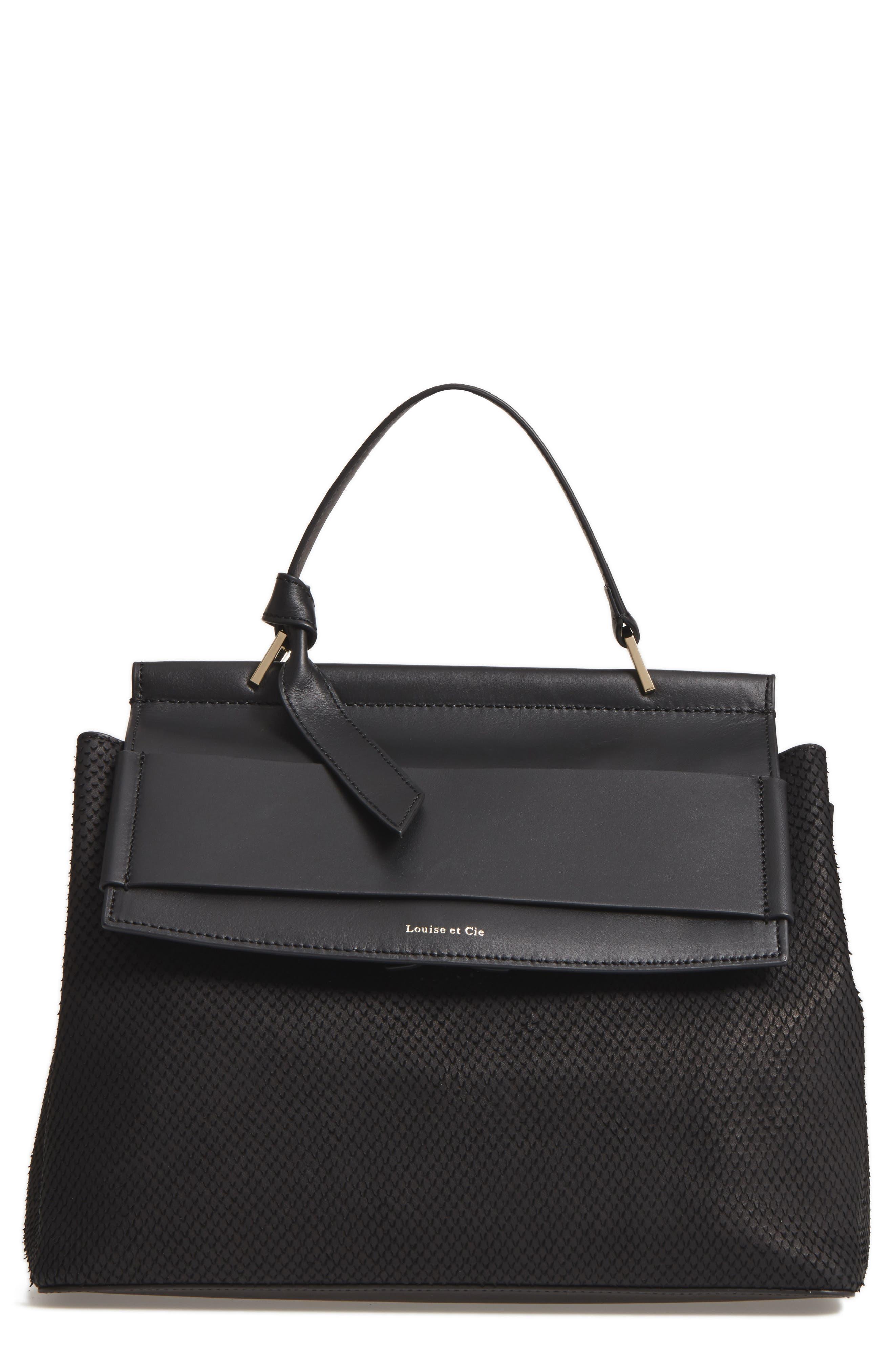Louise et Cie Melle Briefcase