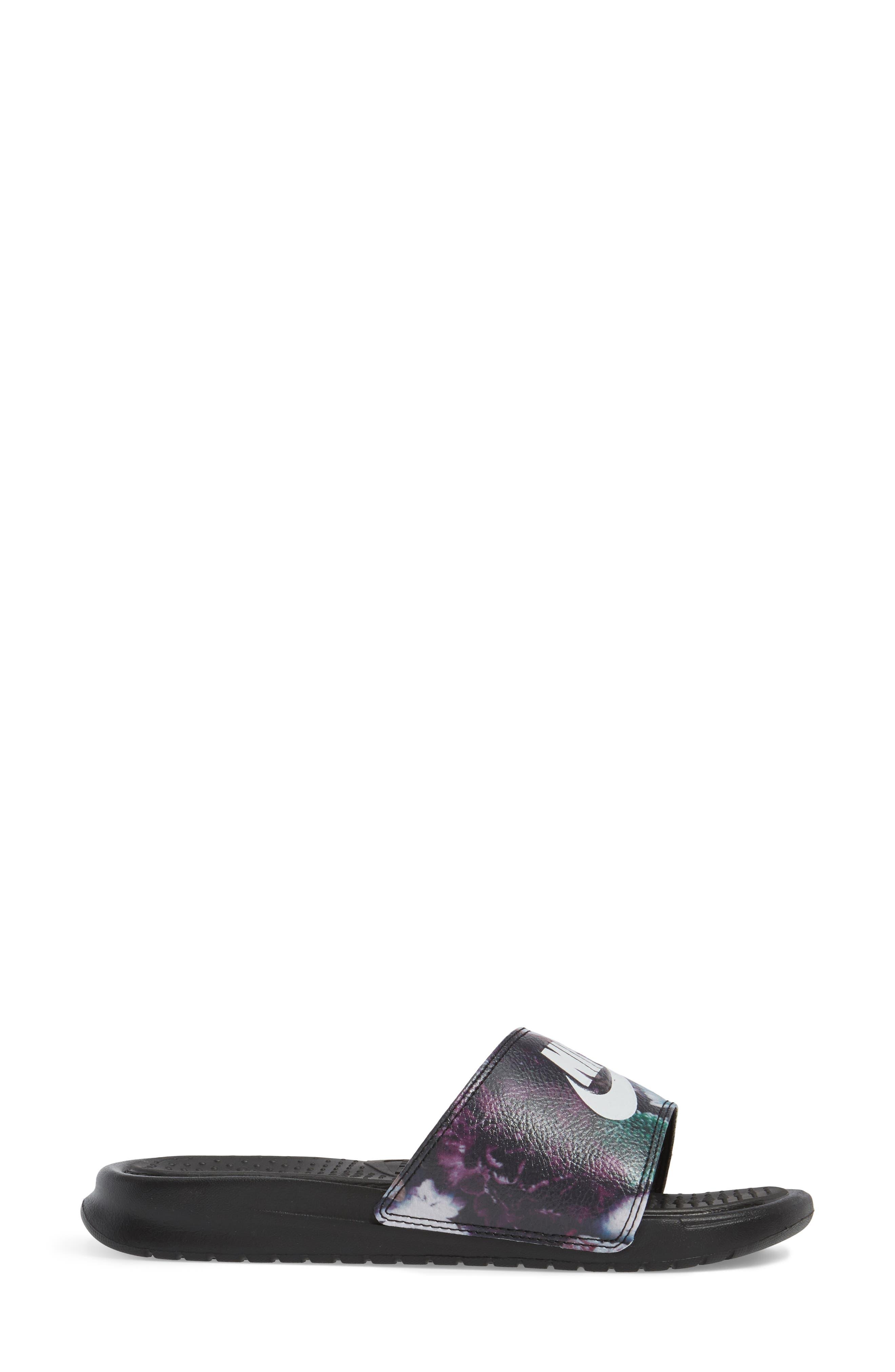 Alternate Image 3  - Nike 'Benassi Just Do It Ultra Premium' Slide Sandal (Women)