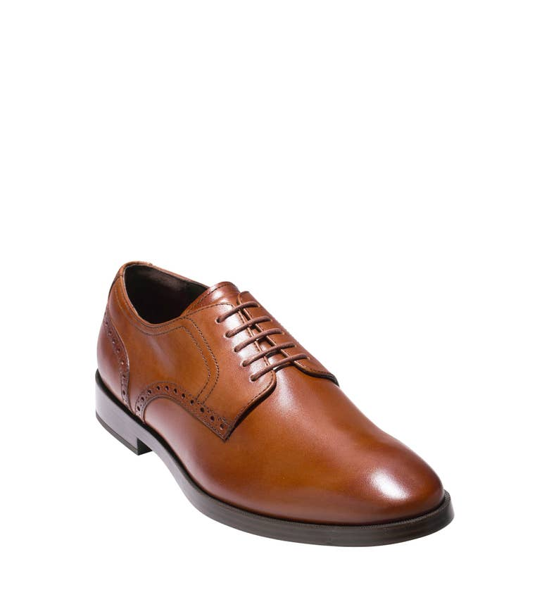 Cole Haan Jefferson Grand Plain Toe Derby Mens Shoes