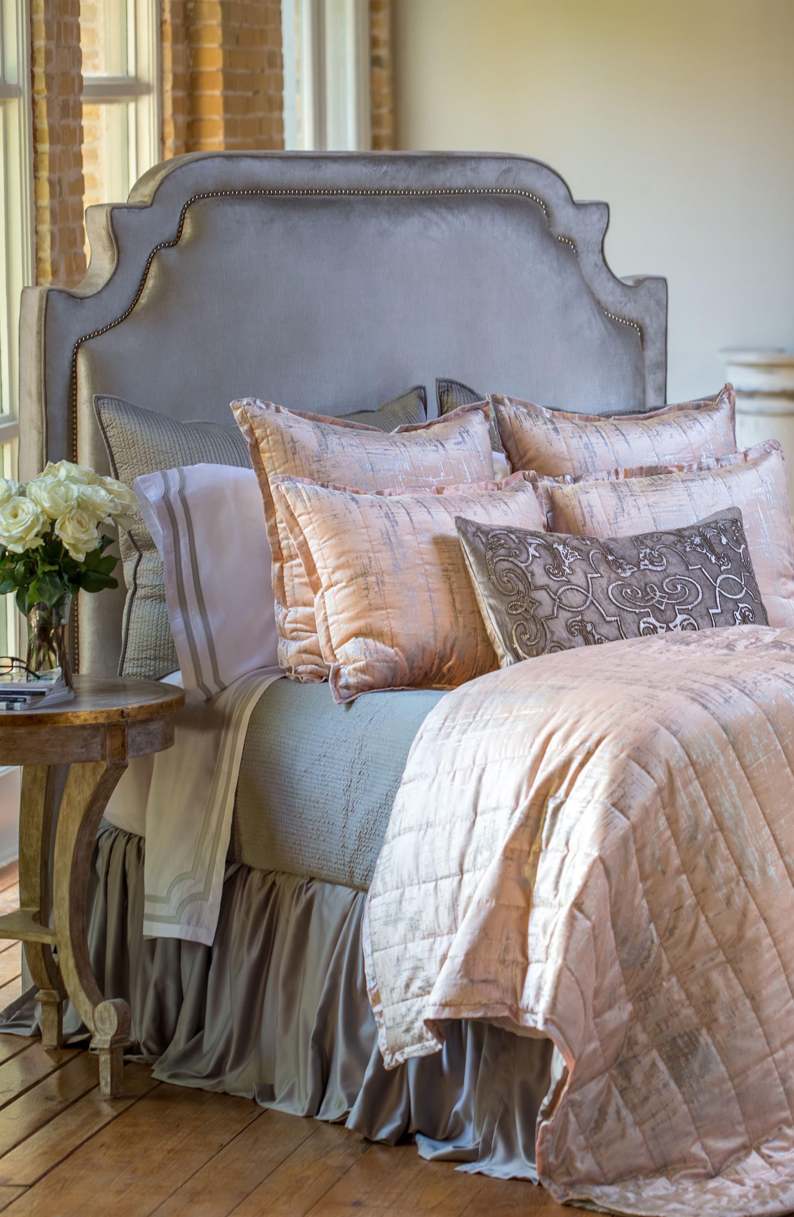 Lili Alessandra Moderne Quilted Blanket