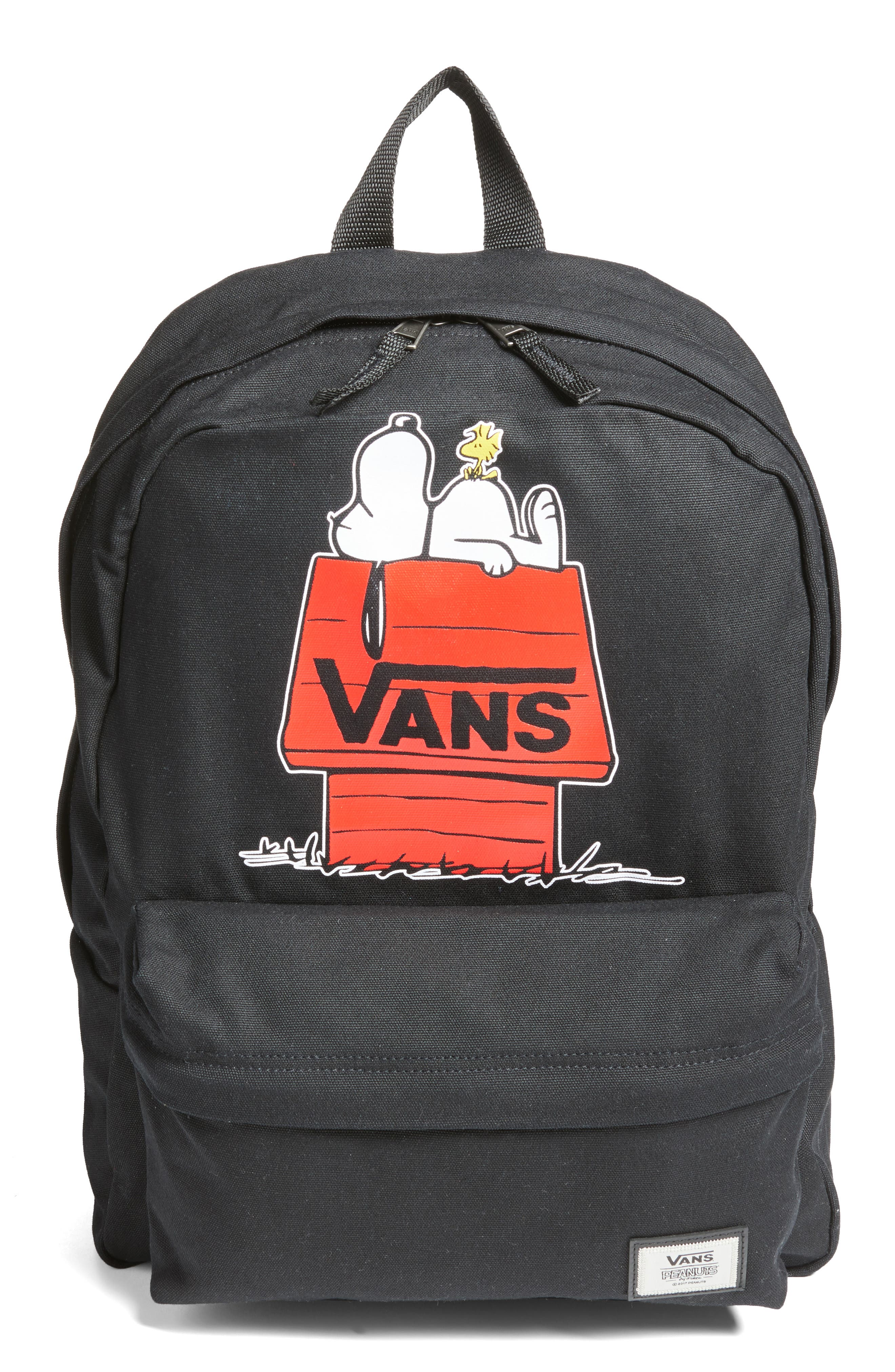 Vans x Peanuts® Snoopy & Woodstock Backpack (Kids)