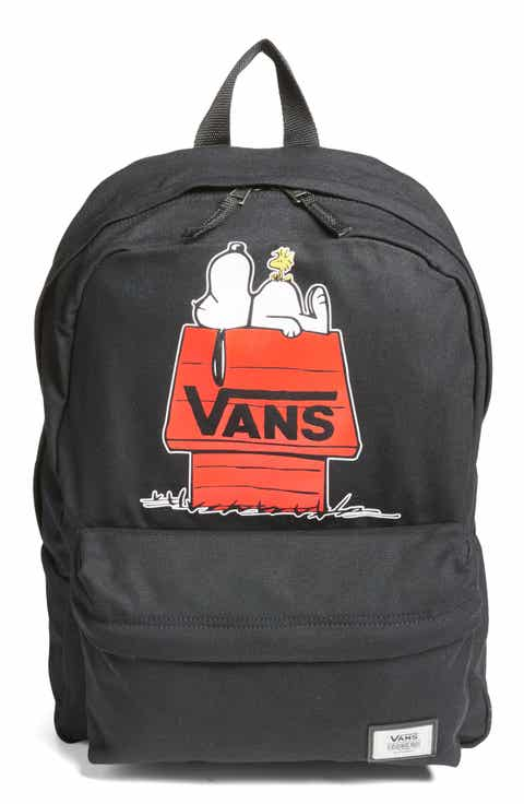 Vans x Peanuts® Snoopy   Woodstock Backpack (Kids)