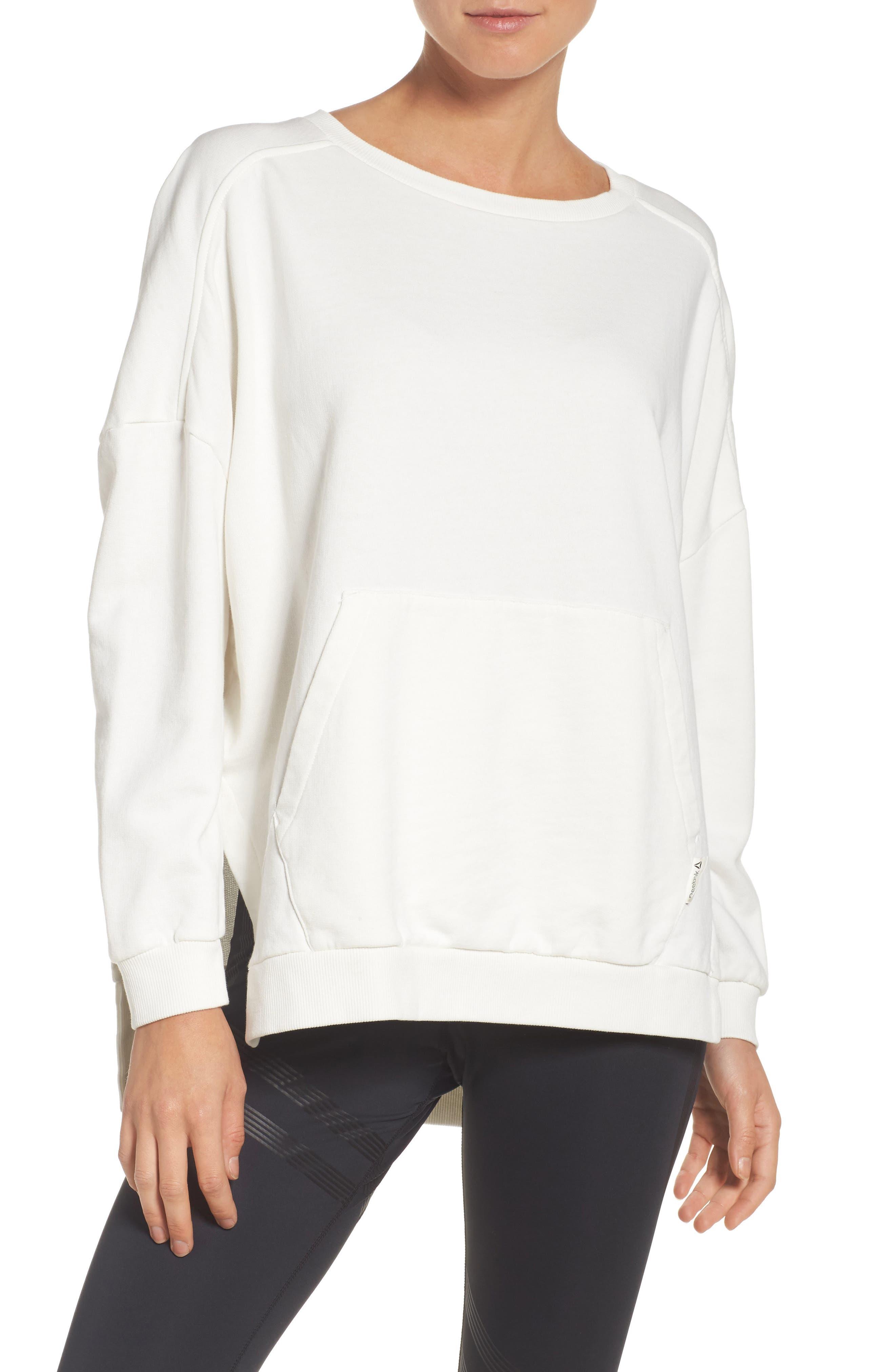 Reebok Favorite Oversize Crew Sweatshirt
