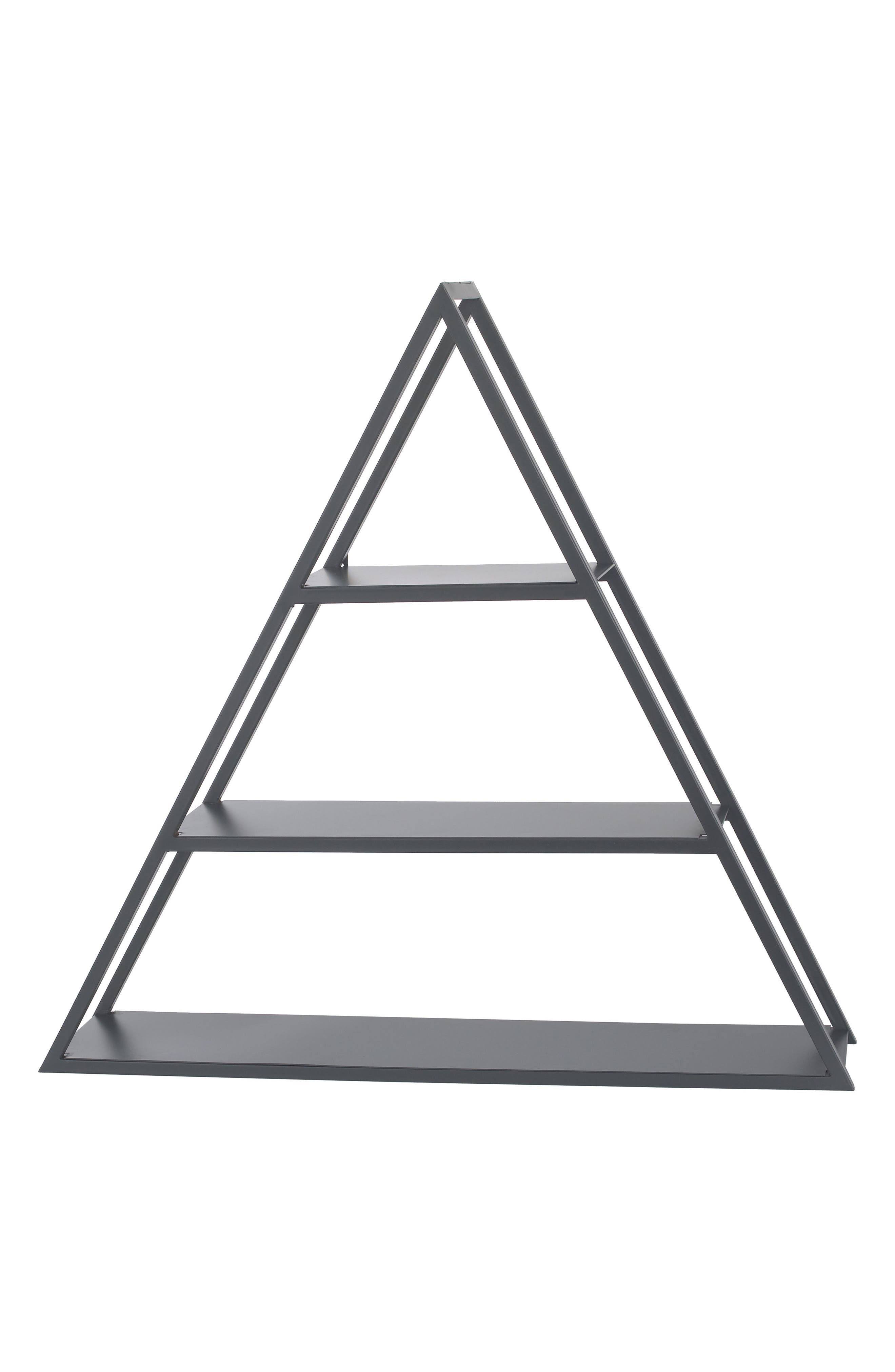 Petunia Pickle Bottom Metal Triangle Shelf