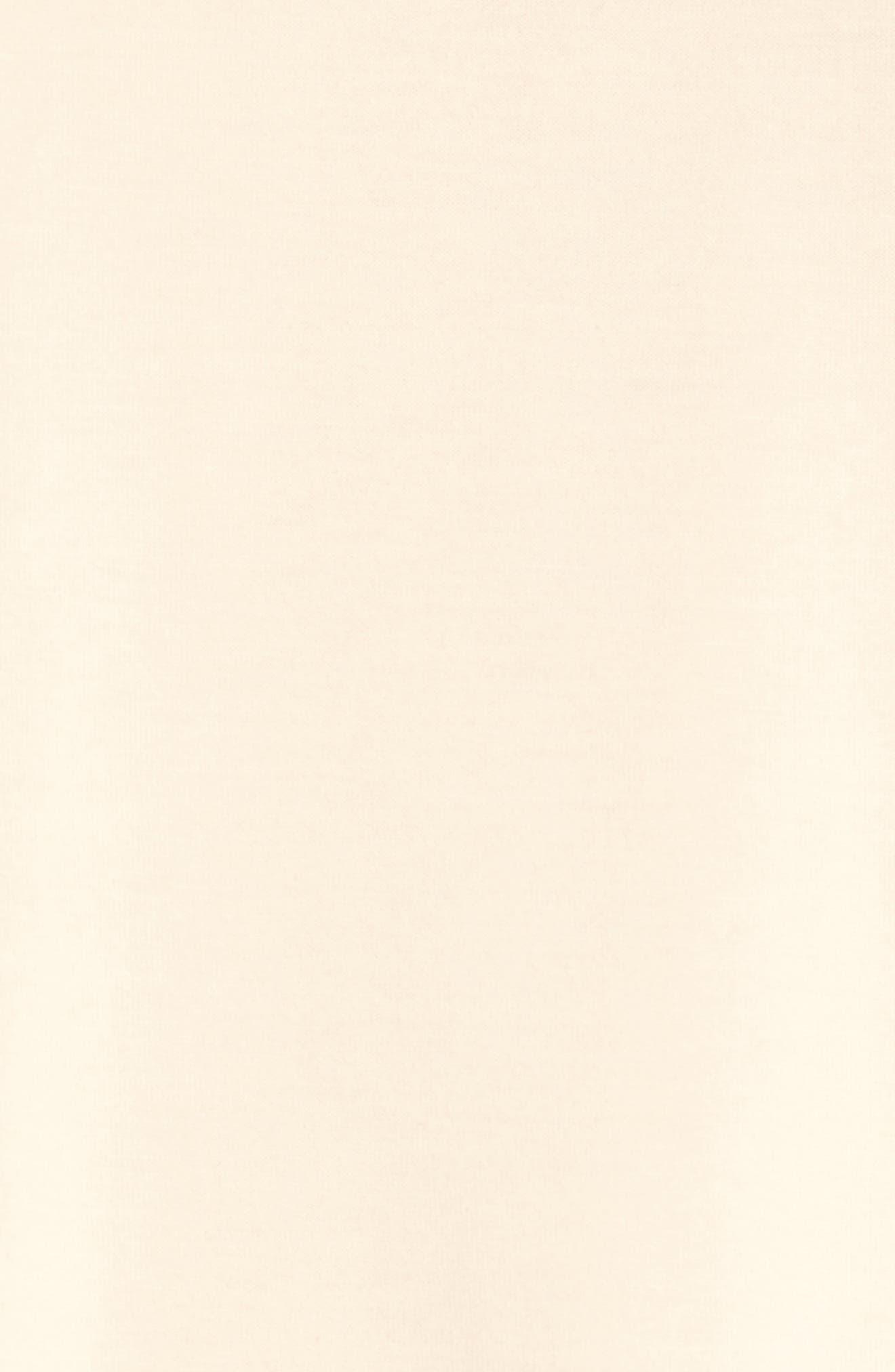 Alternate Image 5  - Bobeau Cutout Tee (Regular & Petite)