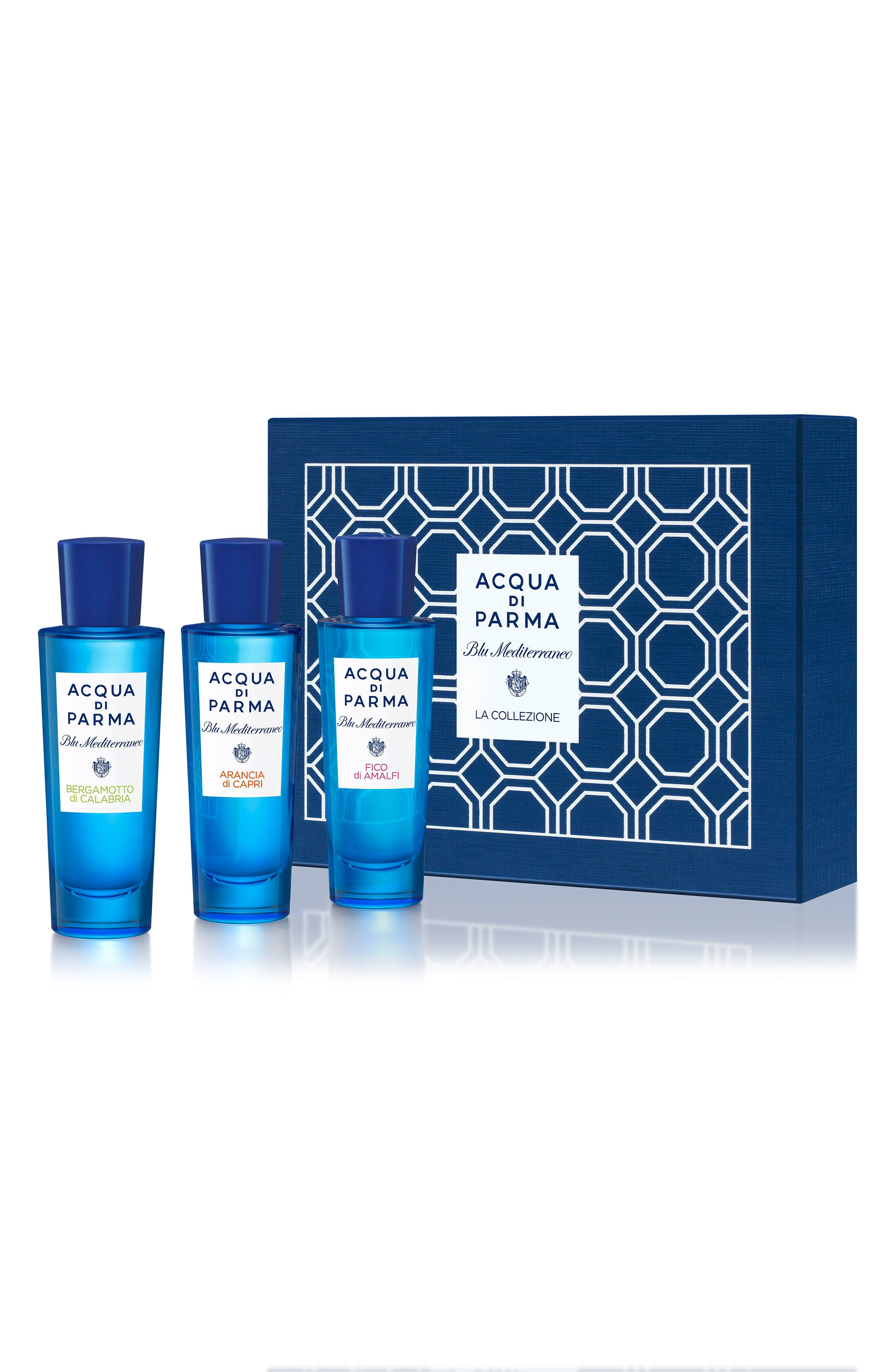 Acqua di Parma Blu Mediterraneo Fragrance Collection