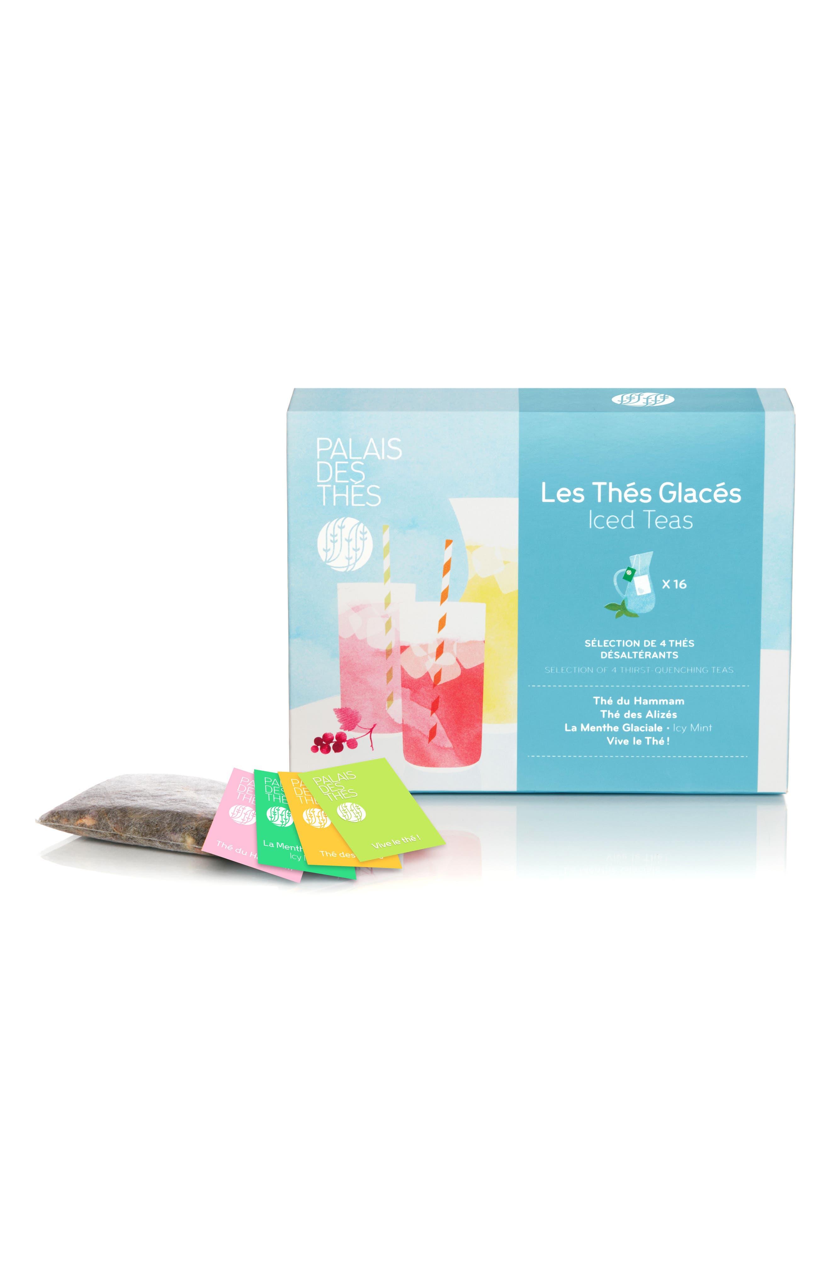 Palais des Thés Assorted Iced Tea Bags