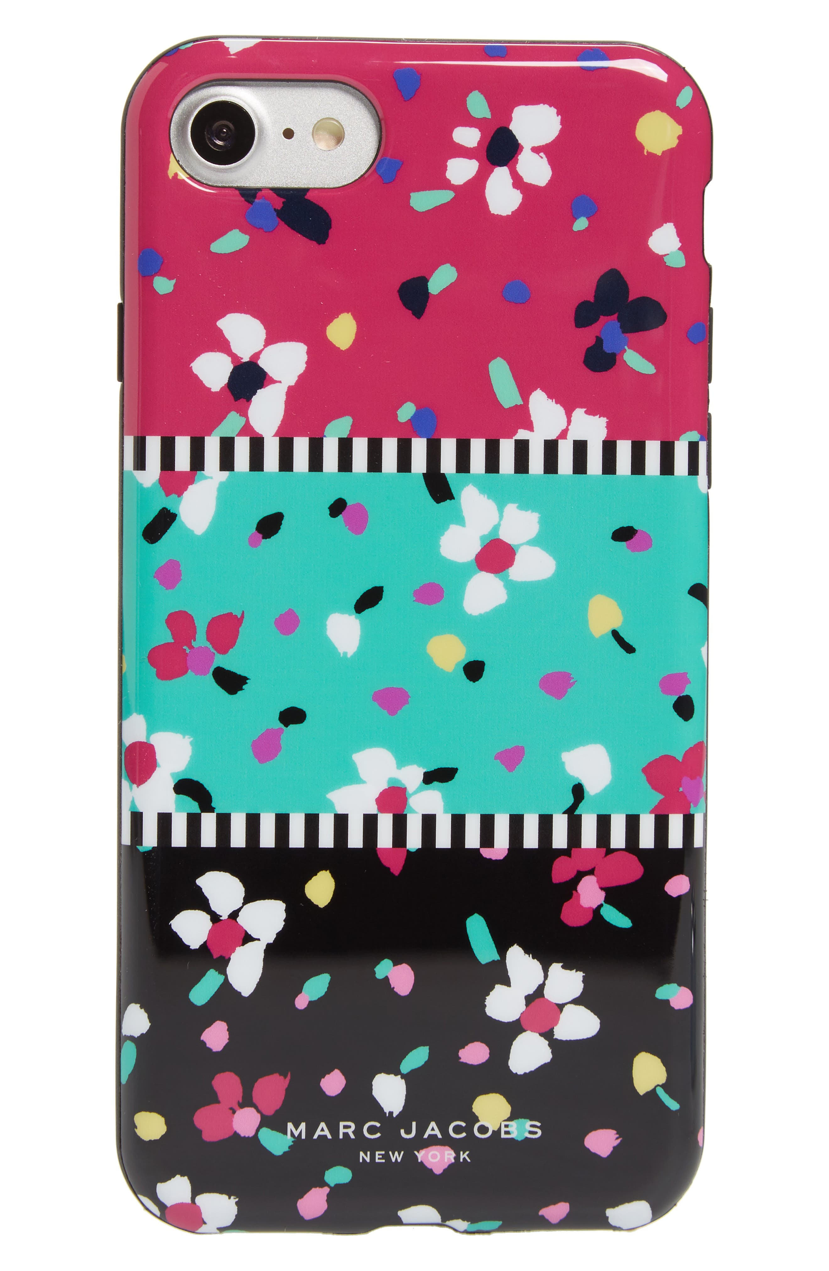 MARC JACOBS Painted Flowers iPhone 7 Case