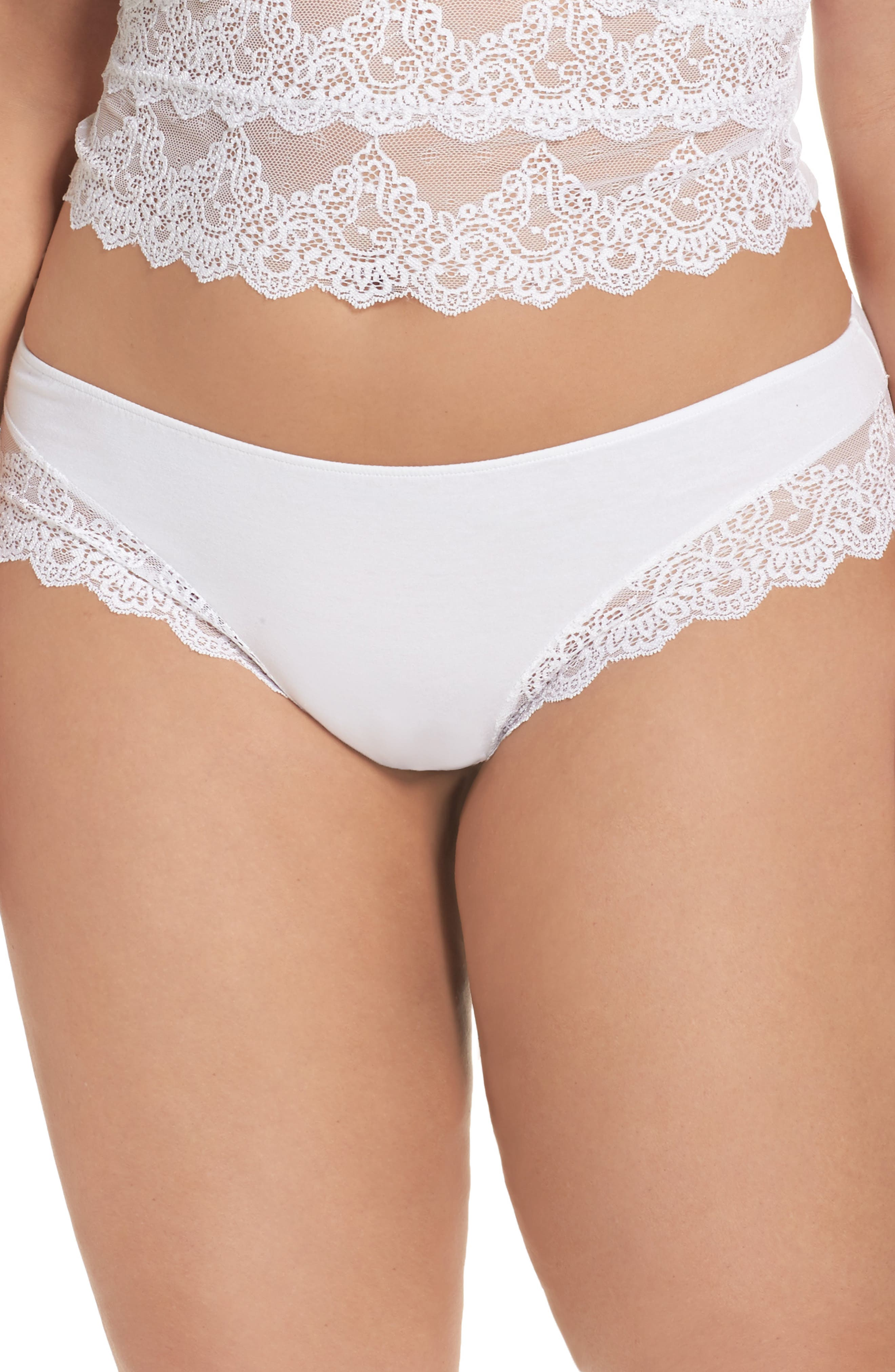 Only Hearts So Fine Hipster Panties (Plus Size)