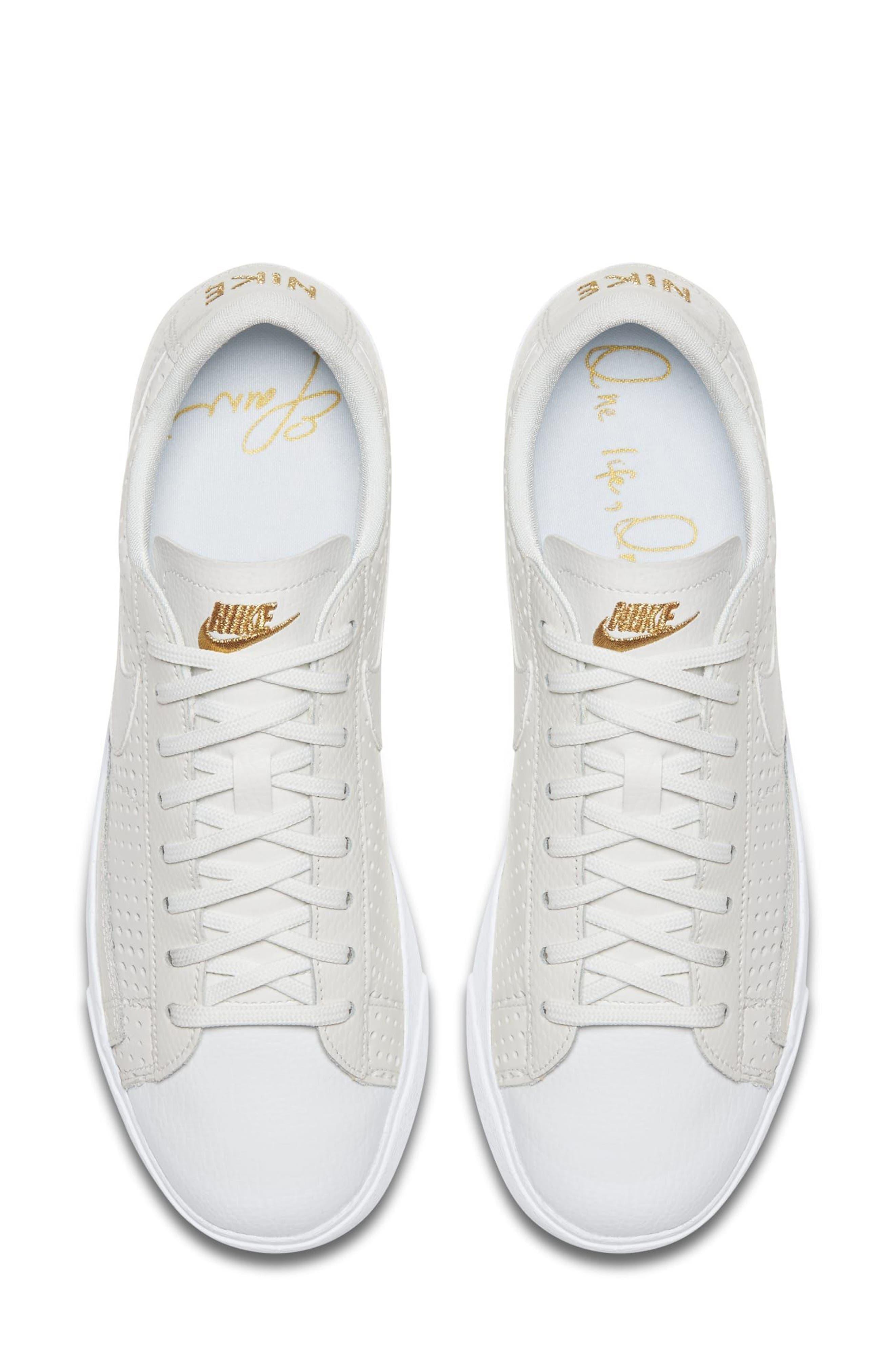 Alternate Image 3  - Nike Blazer Low Top Sneaker SE (Women)