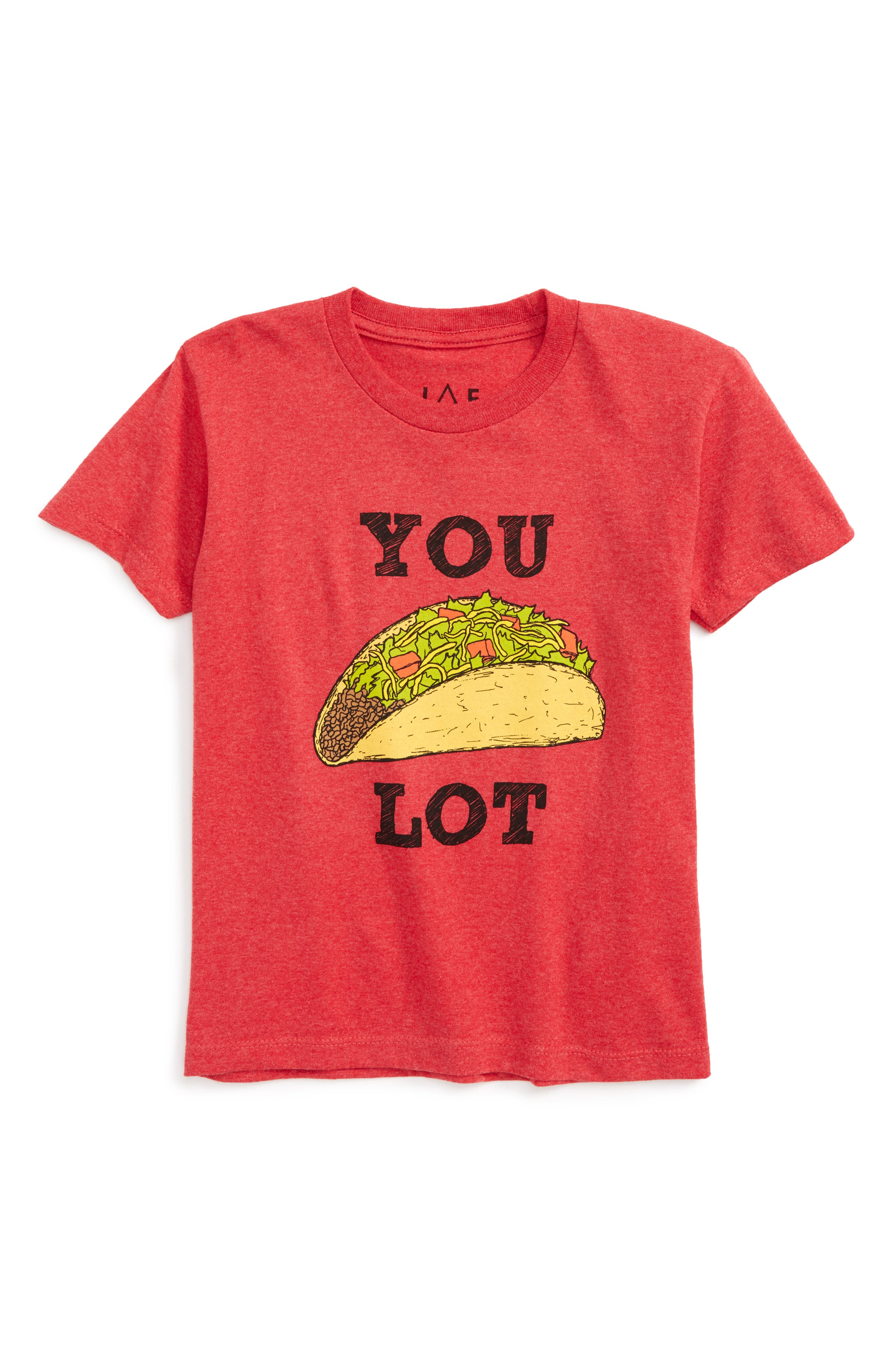 Jem You Taco Lot T-Shirt (Toddler Boys, Little Boys & Big Boys)