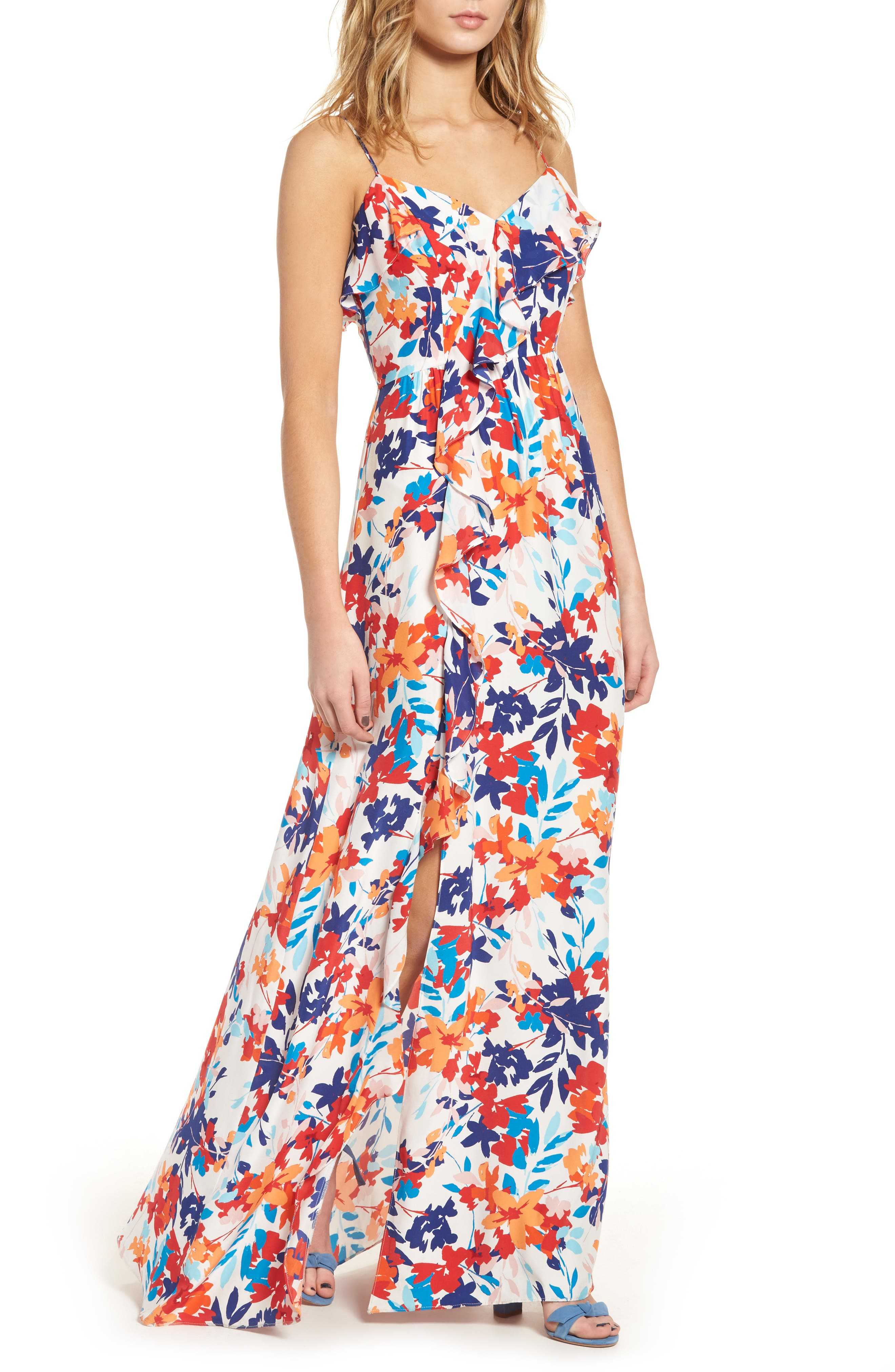 Parker Bellaire Maxi Dress