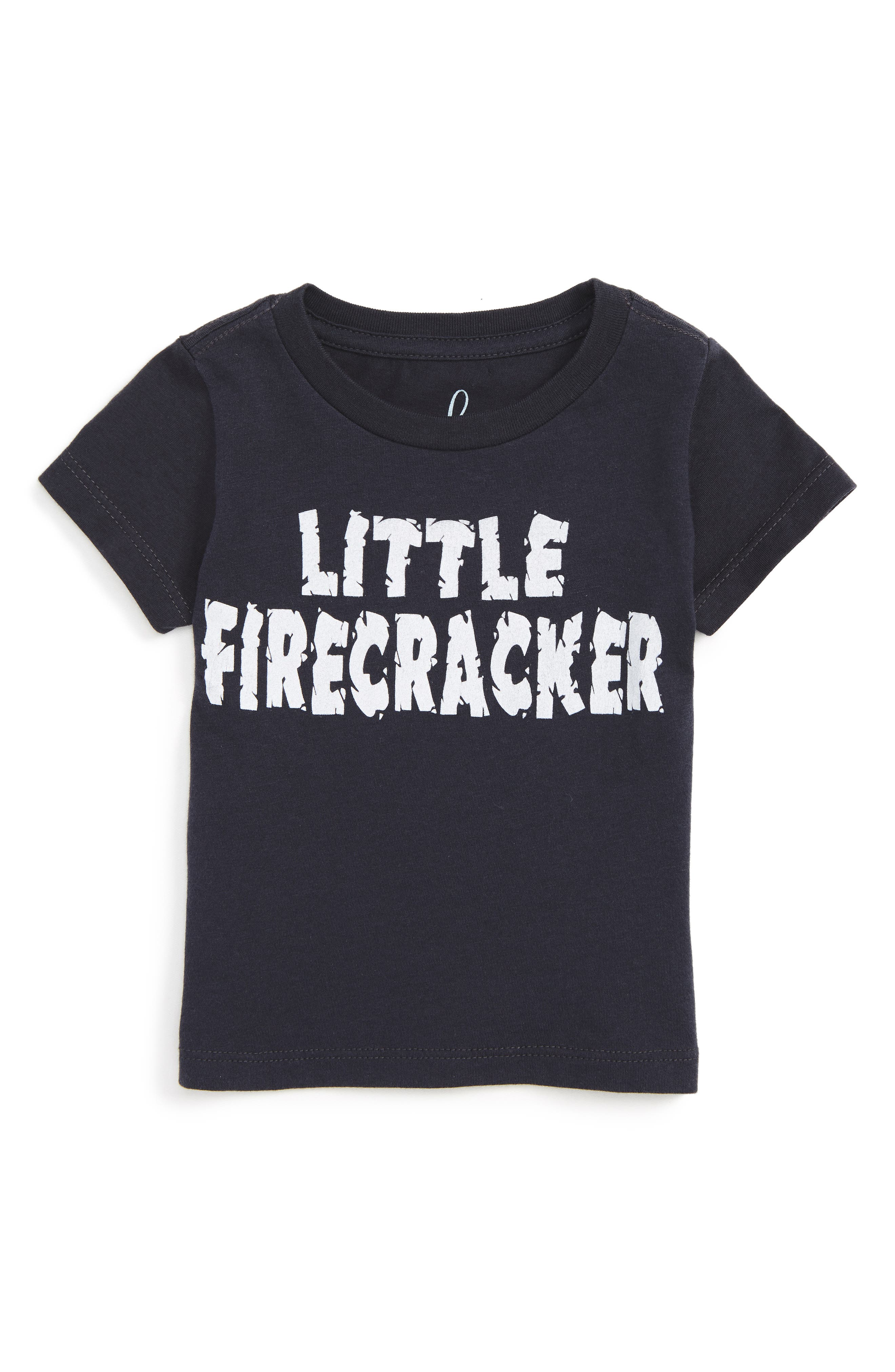 Peek Little Firecracker T-Shirt (Baby)