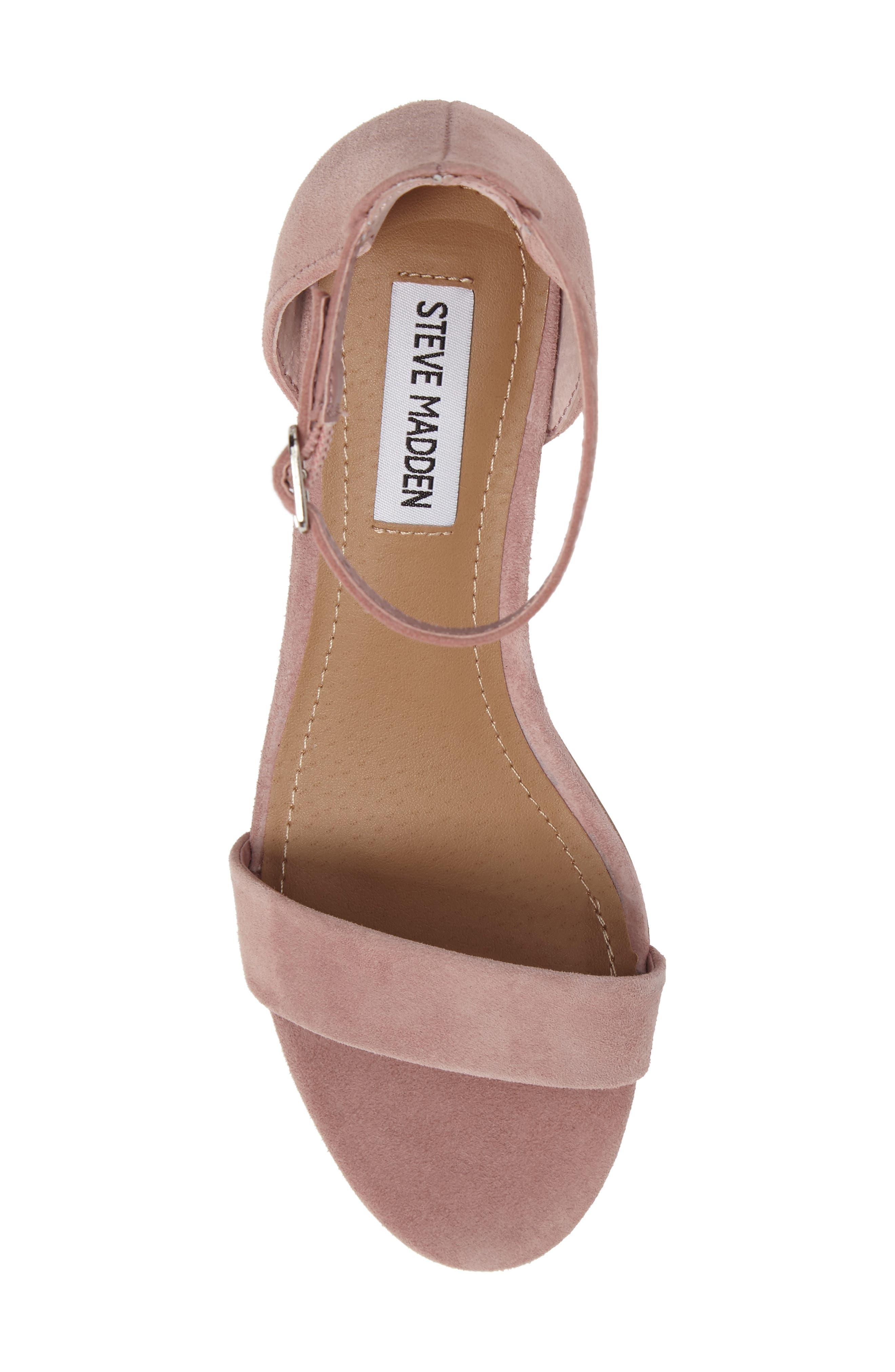 Alternate Image 5  - Steve Madden Irenee Ankle Strap Sandal (Women)