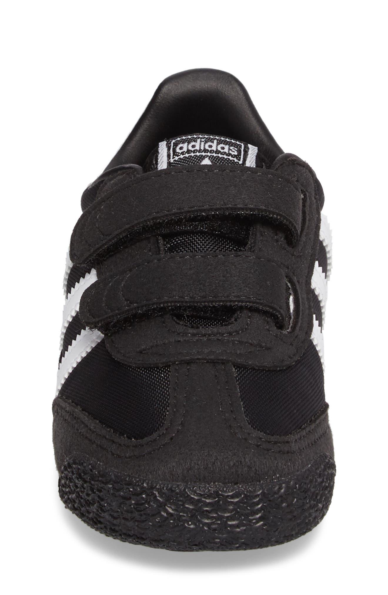 Alternate Image 4  - adidas Dragon OG CF Athletic Shoe (Baby, Walker & Toddler)