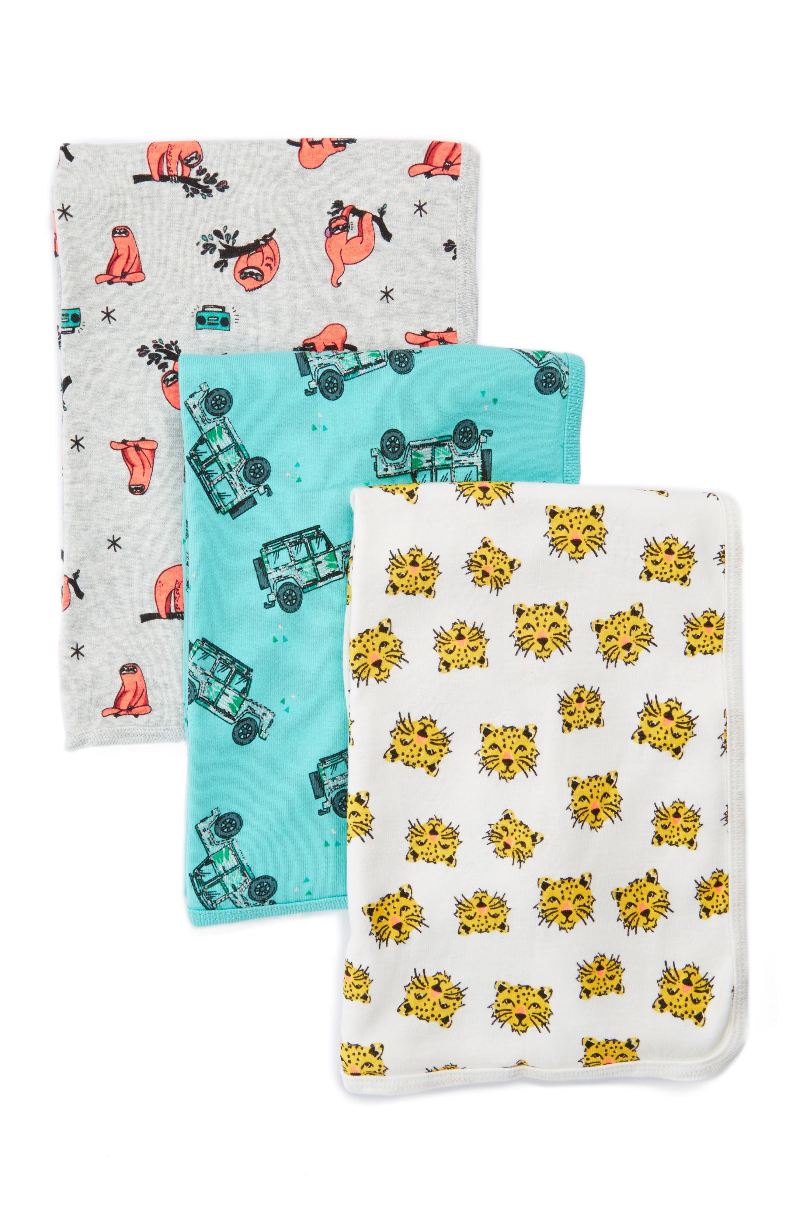 Rosie Pope 3-Pack Blankets (Baby)