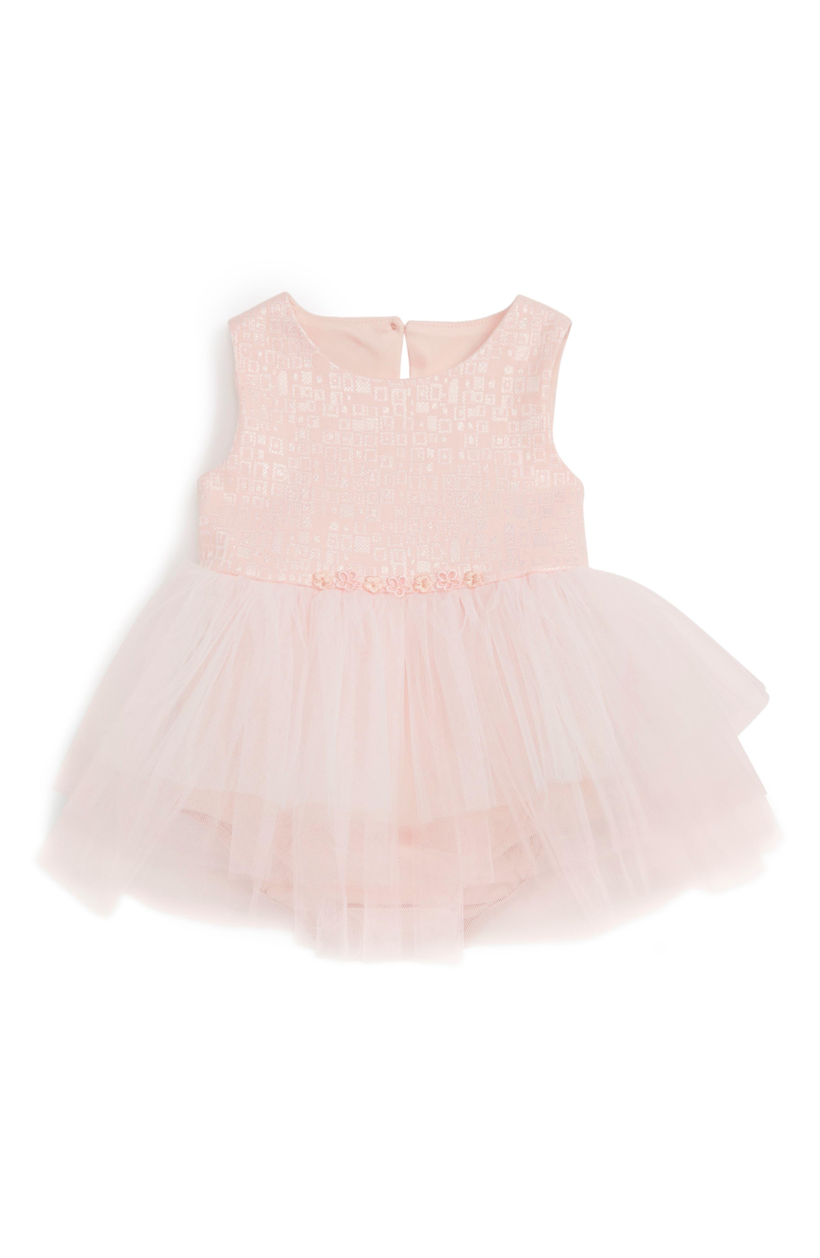 Frais Geo Tutu Dress (Baby Girls)