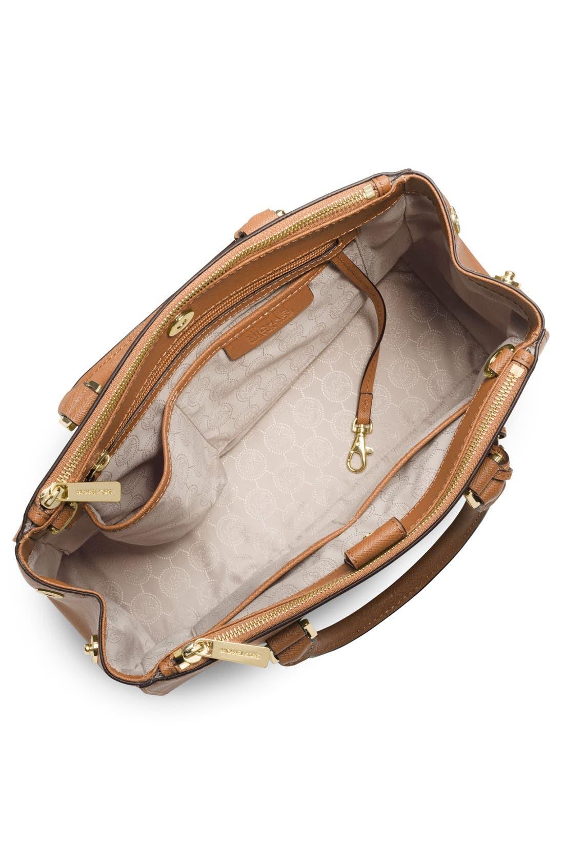 Alternate Image 2  - MICHAEL Michael Kors 'Medium Sutton' Saffiano Leather Tote