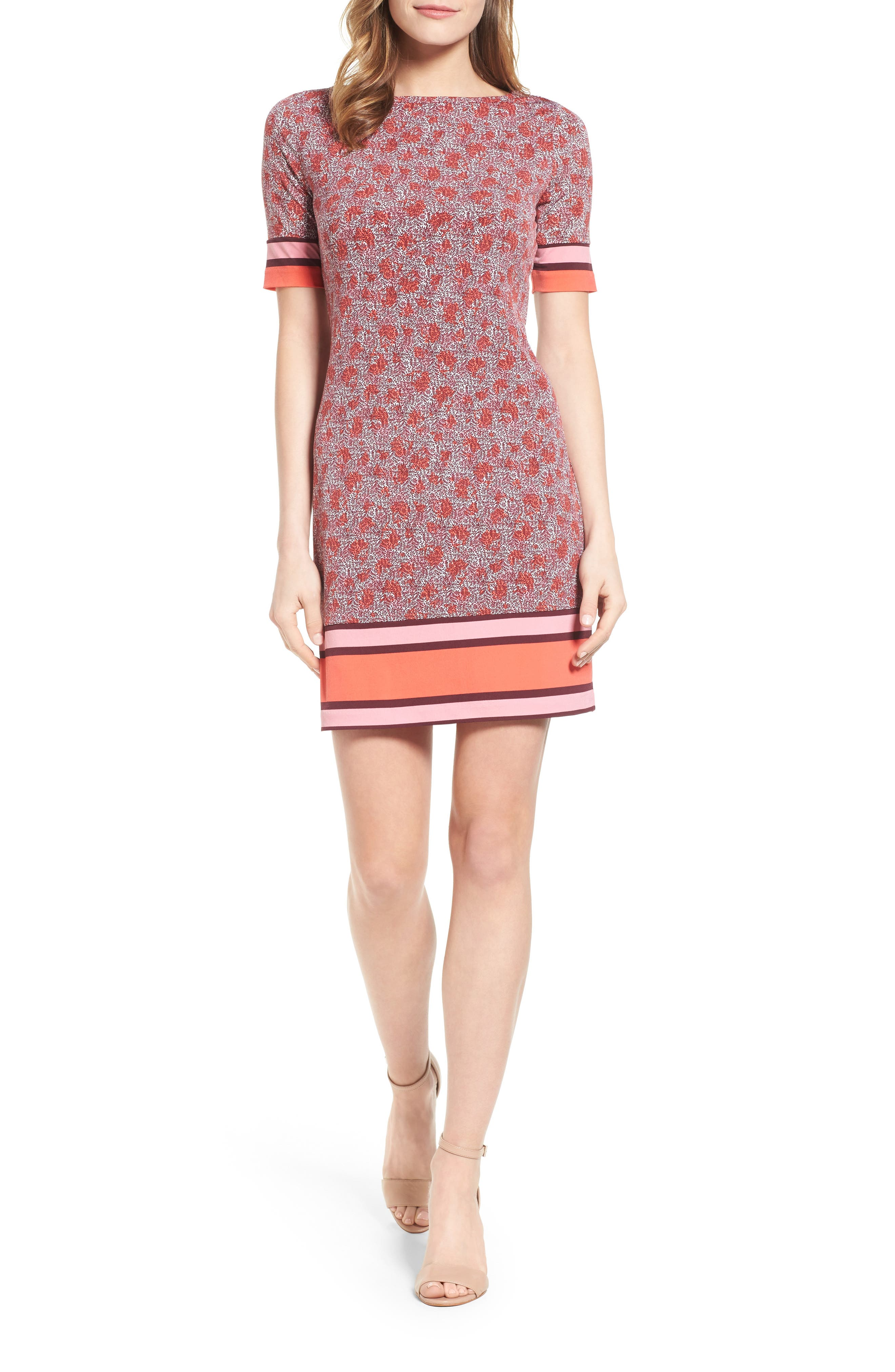 MICHAEL Michael Kors Augusta Sheath Dress