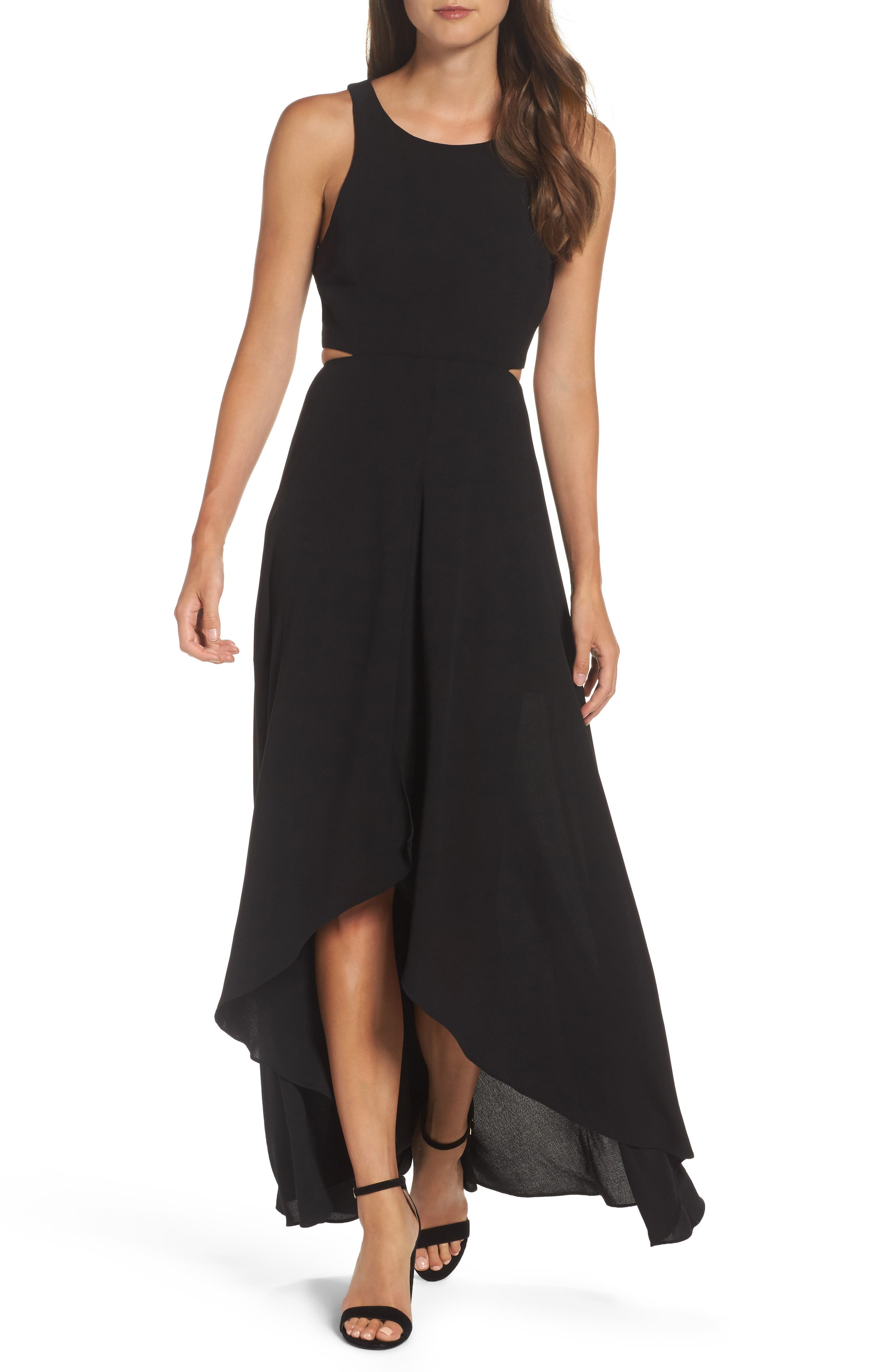 Ali & Jay Cutout Back Maxi Dress