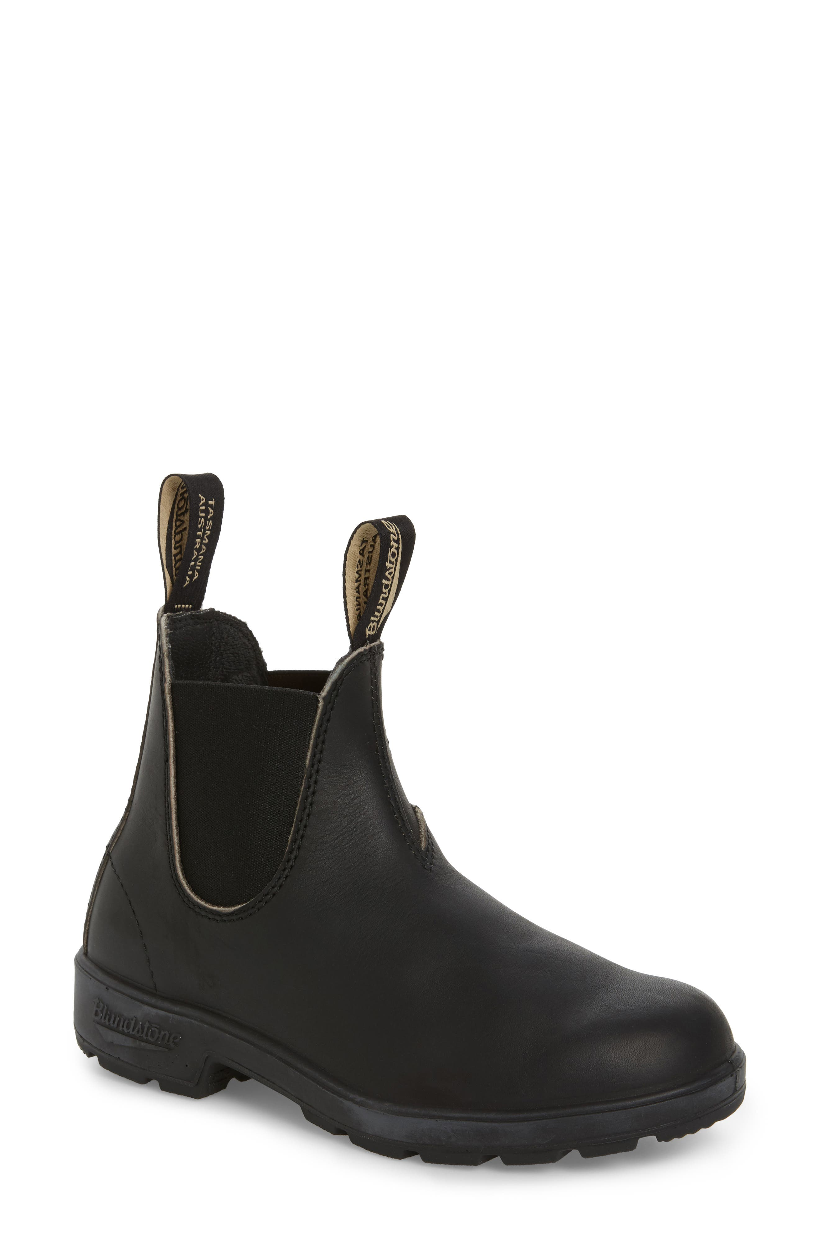Blundstone Footwear Stout Water Resistant Chelsea Boot (Women)