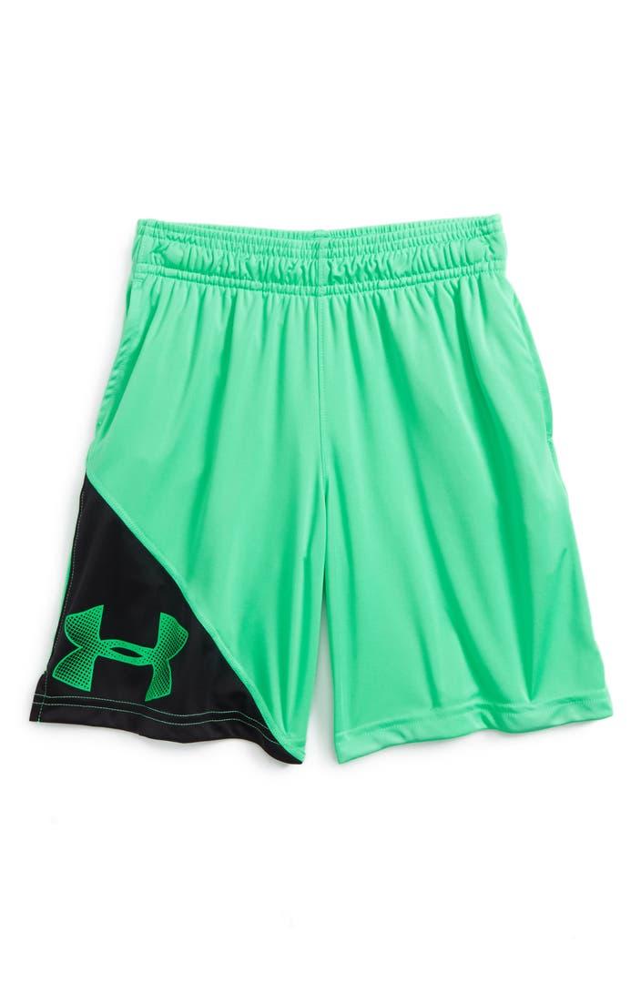 Under Armour 39 Tech 39 Athletic Shorts Little Boys Big