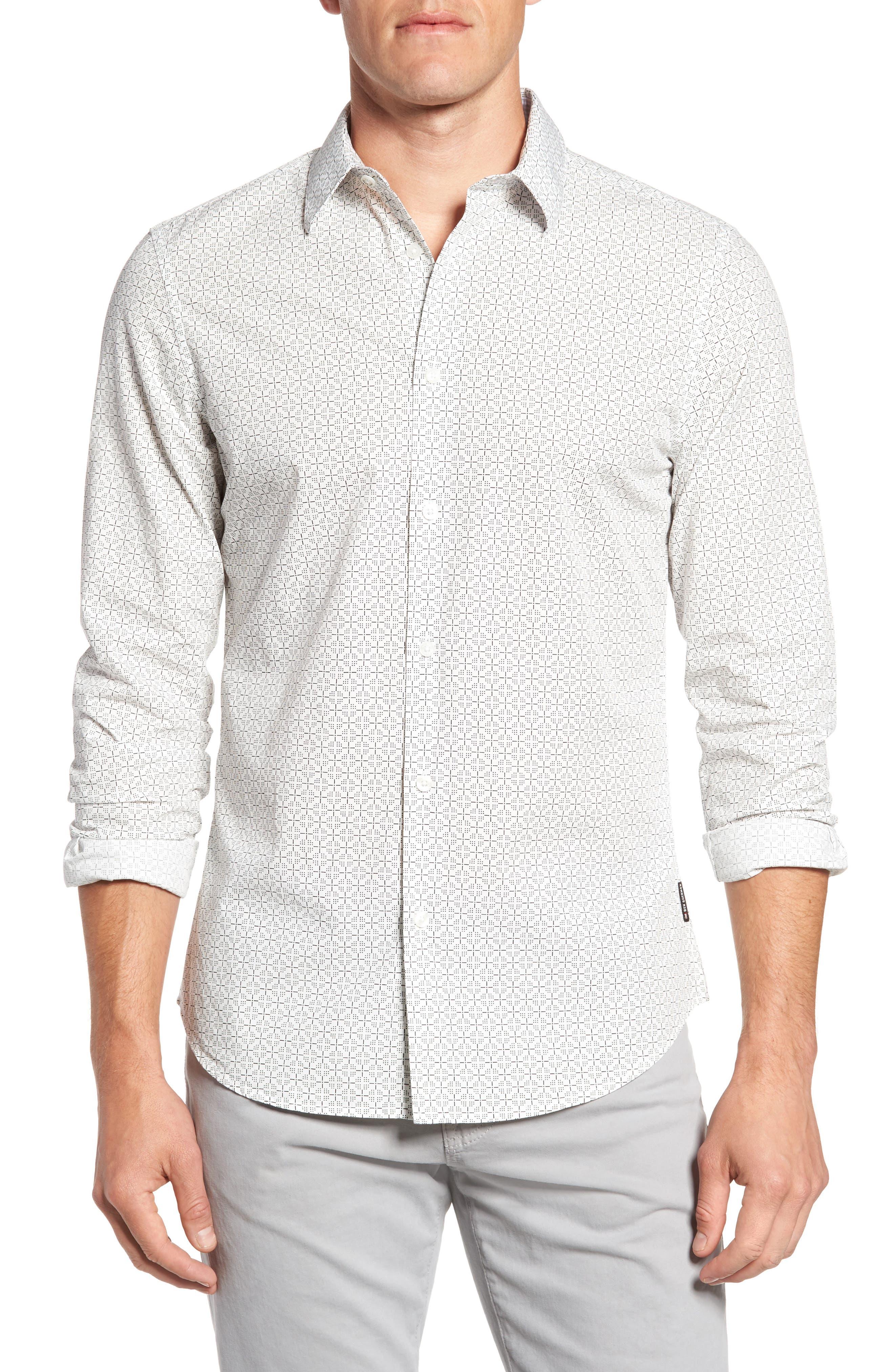 Ben Sherman Optcheq Woven Shirt