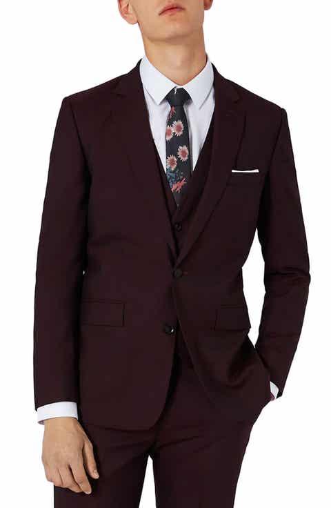 Charlie Casely-Hayford x Topman Skinny Fit Suit Jacket