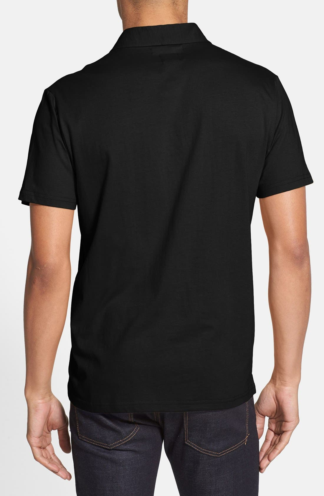 Alternate Image 2  - RVCA 'Sure Thing' Polo