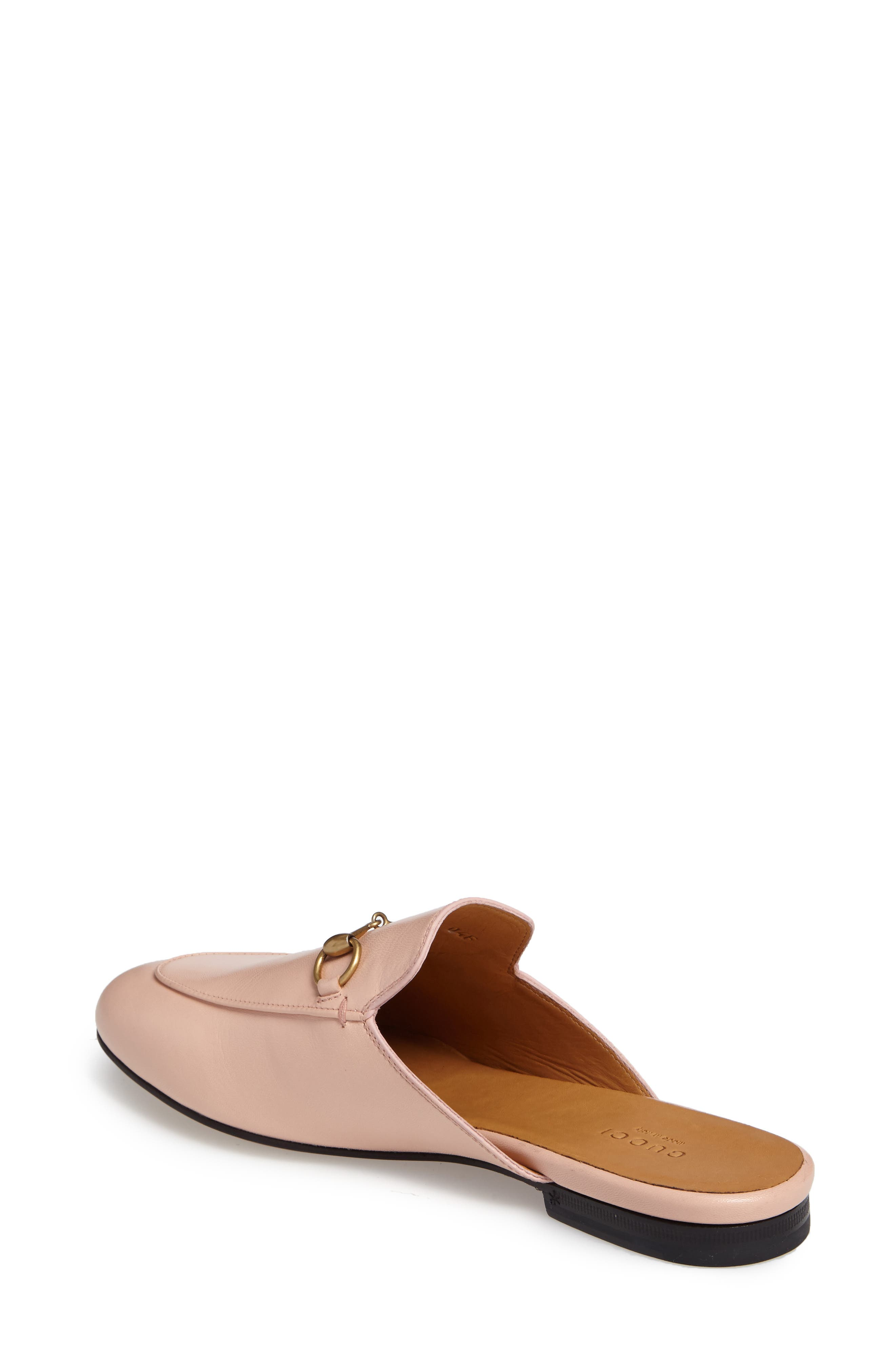 Alternate Image 2  - Gucci Princetown Loafer Mule (Women)