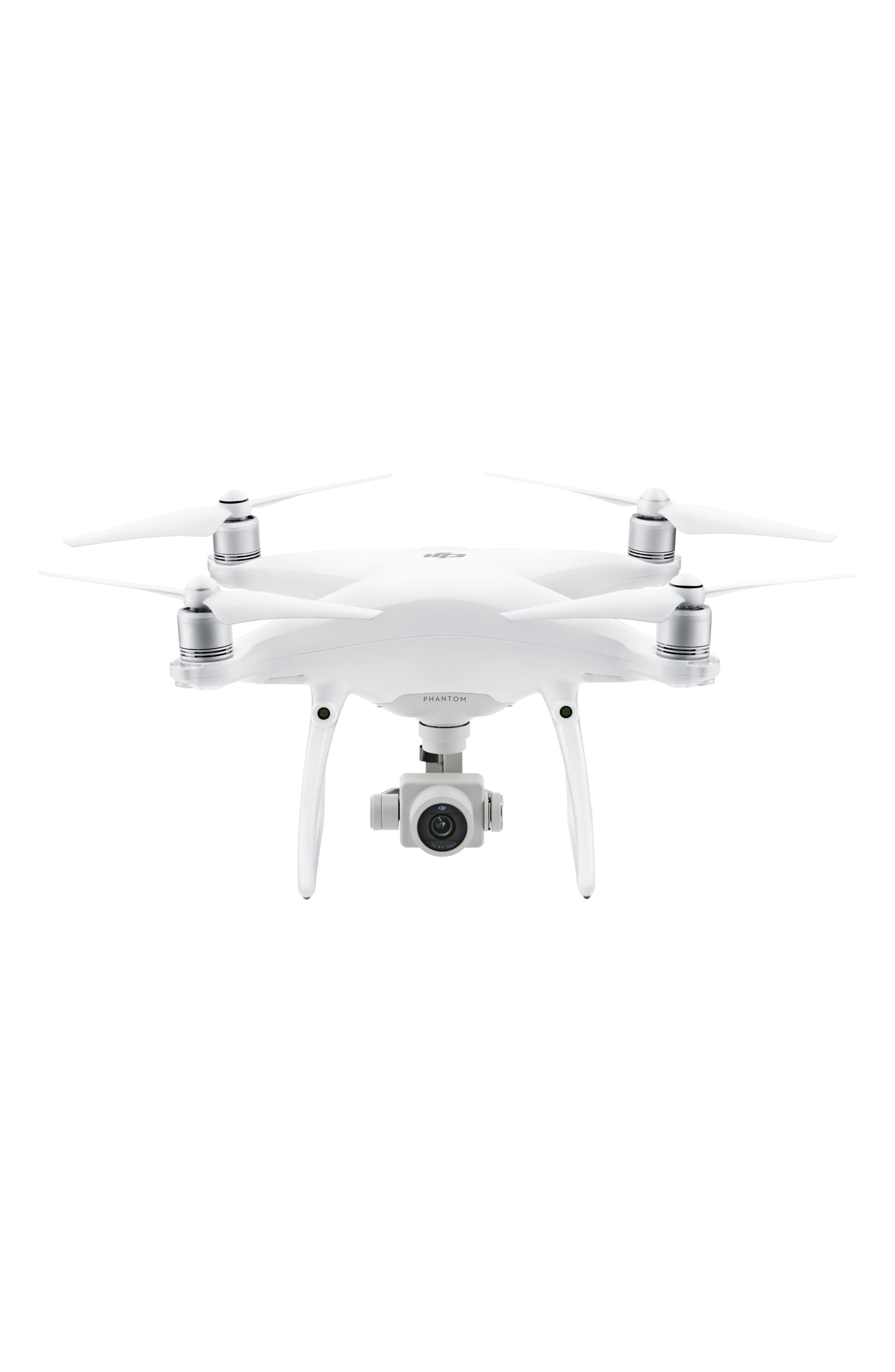 DJI Phantom 4 Advanced Flying Quadcopter with 2.7K Camera and 3 Axis Gimbal