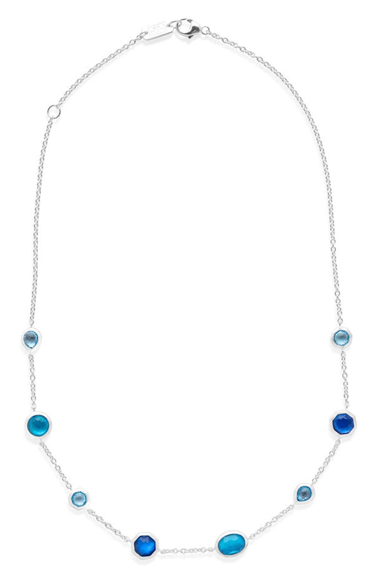 Ippolita Wonderland Station Necklace