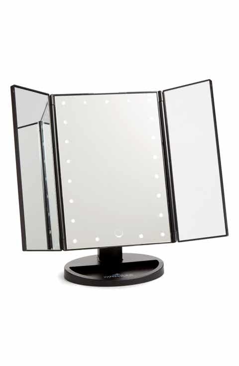 For Sale Impressions Vanity Co. Touch 3.0 LED Trifold Makeup Mirror. Pre Black Friday ...